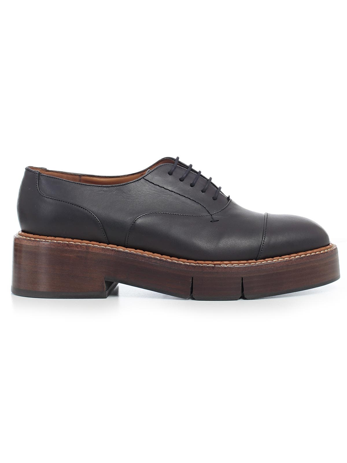 VINTAGE DERBY SHOES
