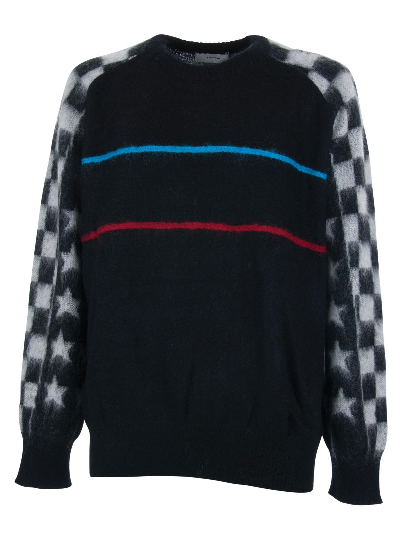 Facetasm Sweaters BMX MOHAIR SWEATER