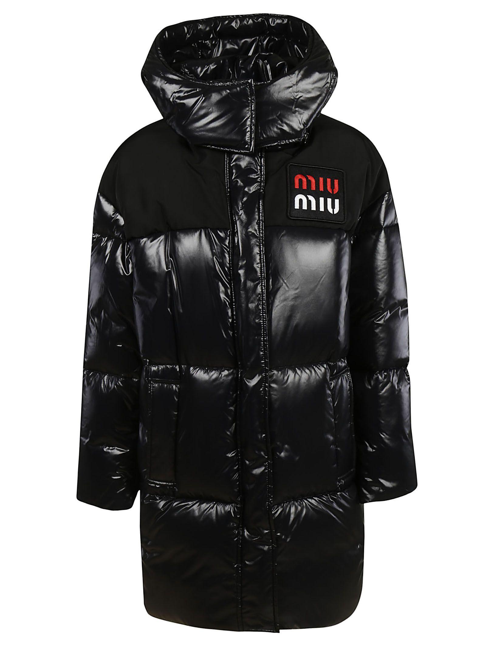 miu miu -  Puffer Coat