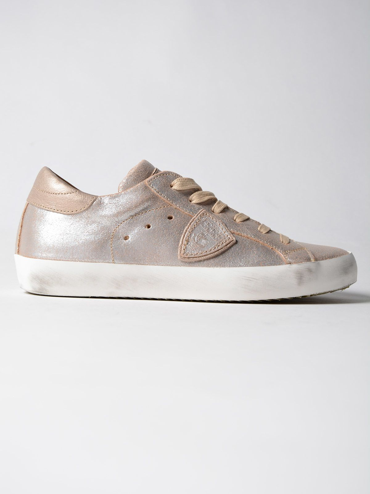 Paris sneakers - Nude & Neutrals Philippe Model eU1zMq2imf