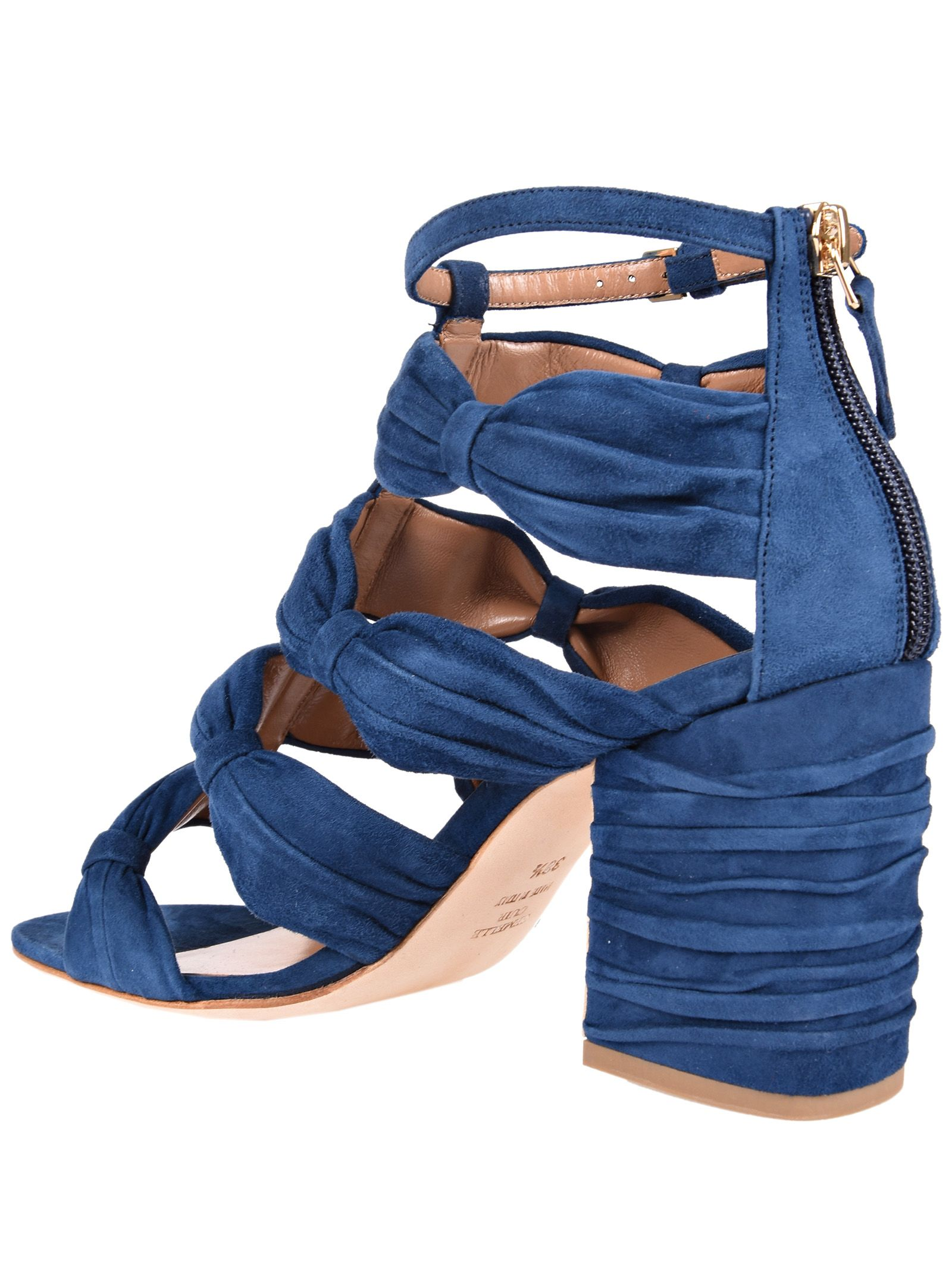 Rocky sandals - Blue Laurence Dacade sLEcO