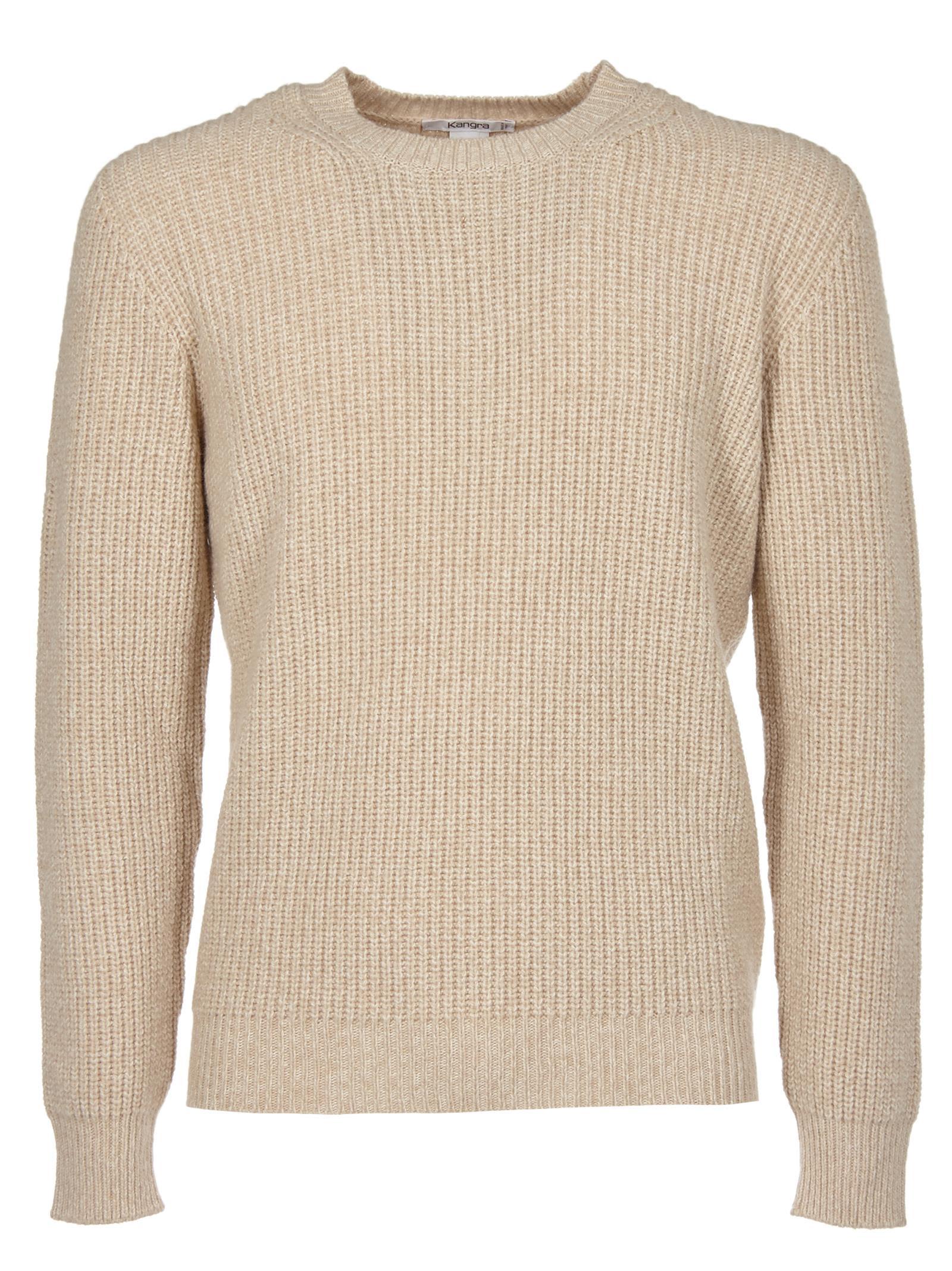 KANGRA Knitted Sweater in Honey