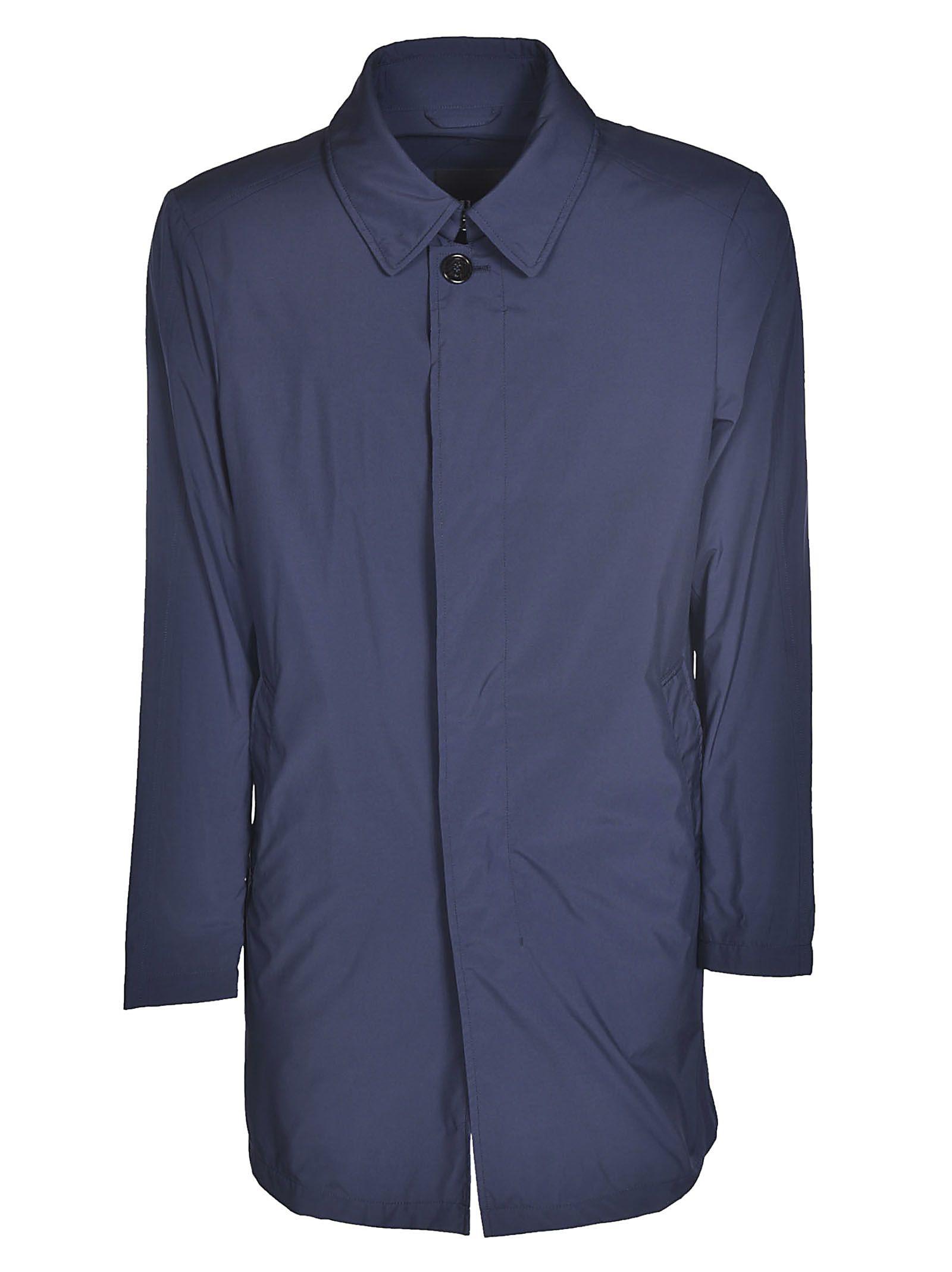 ALLEGRI Classic Coat in Blue