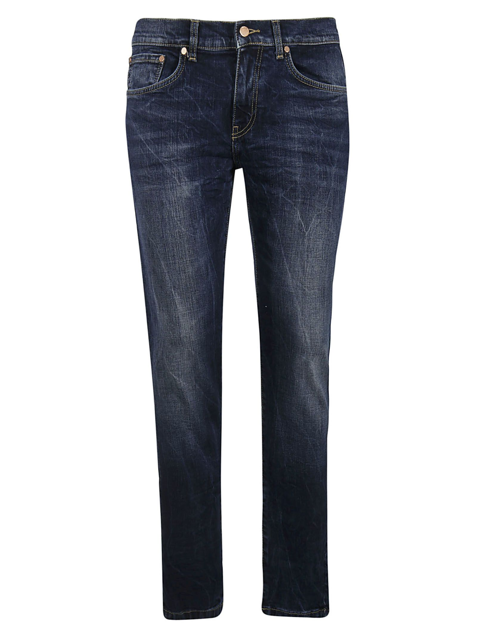 BRIAN DALES Straight Fit Jeans in 104