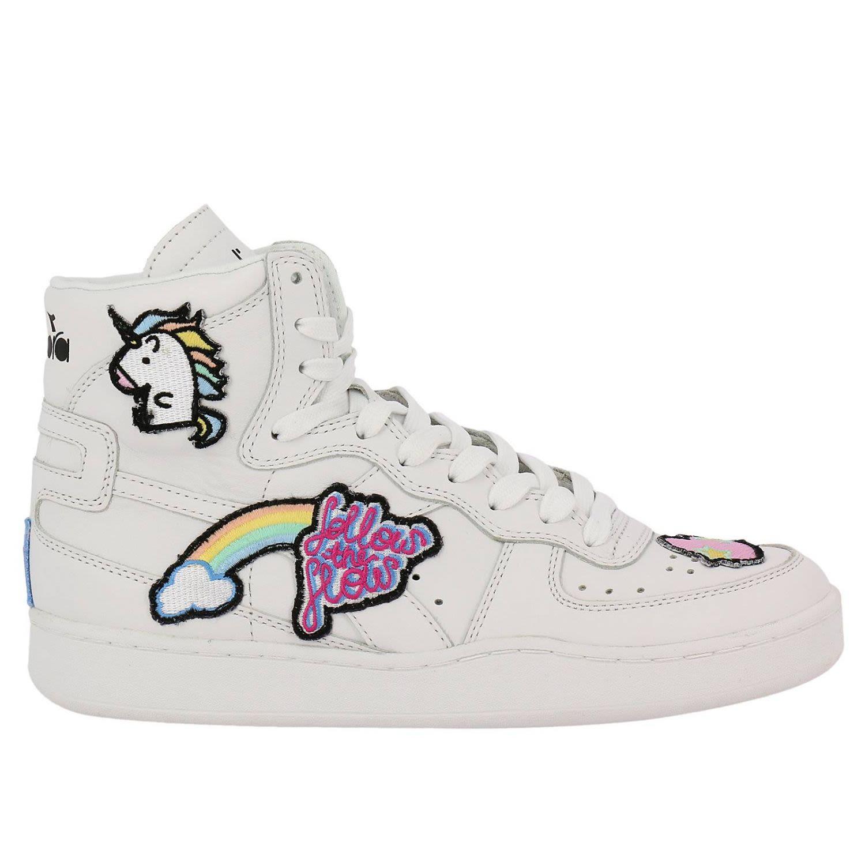 Sneakers Shoes Women Diadora Heritage 10478937