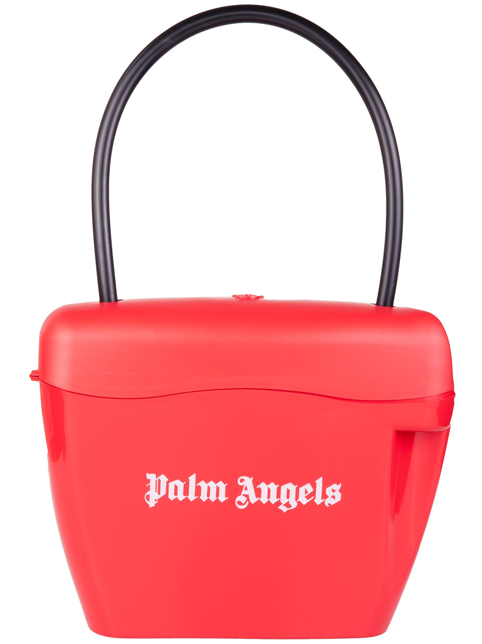 printed logo tote bag - Red Palm Angels HXDLokcZm