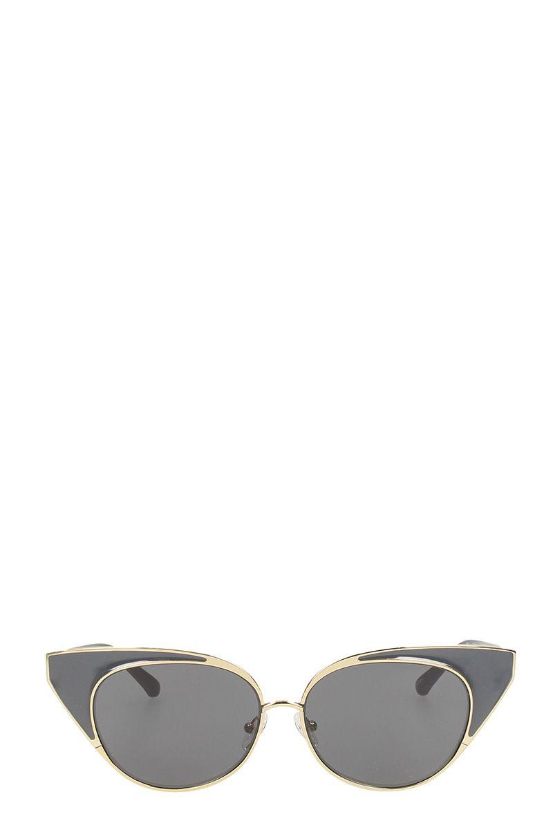 Linda Farrow N21 Cat Eye Sunglasses