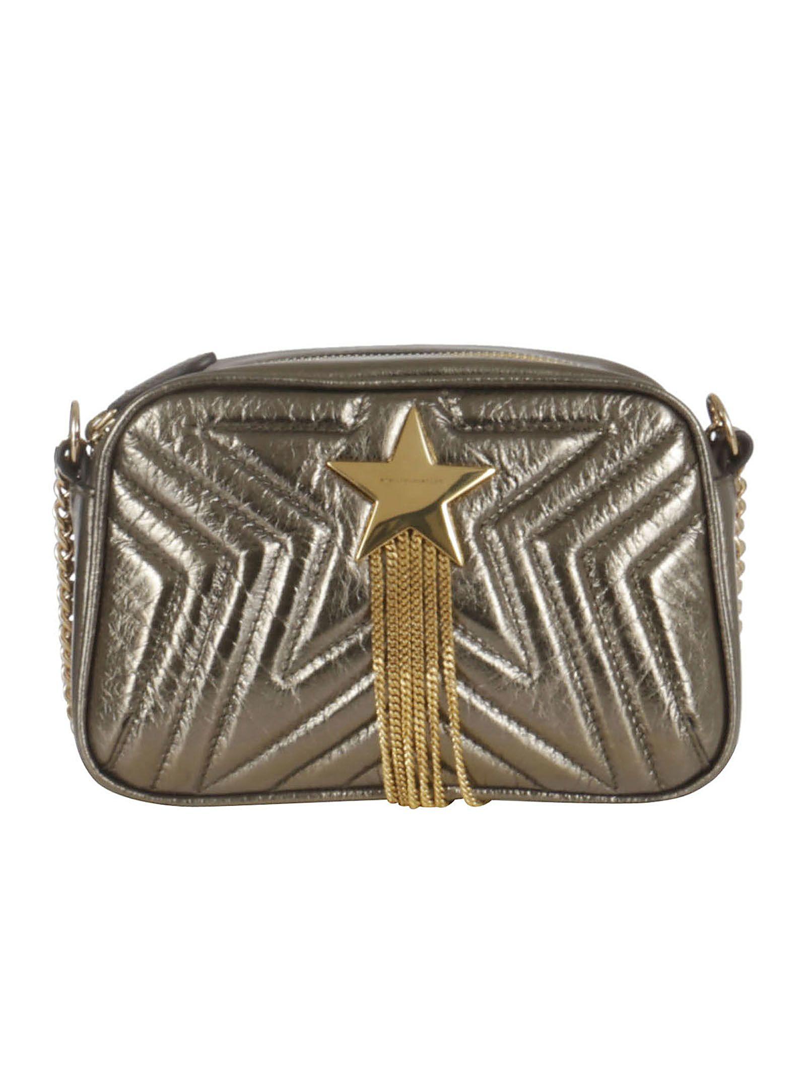 metallic Stars shoulder bag Stella McCartney eGZ1hkk6