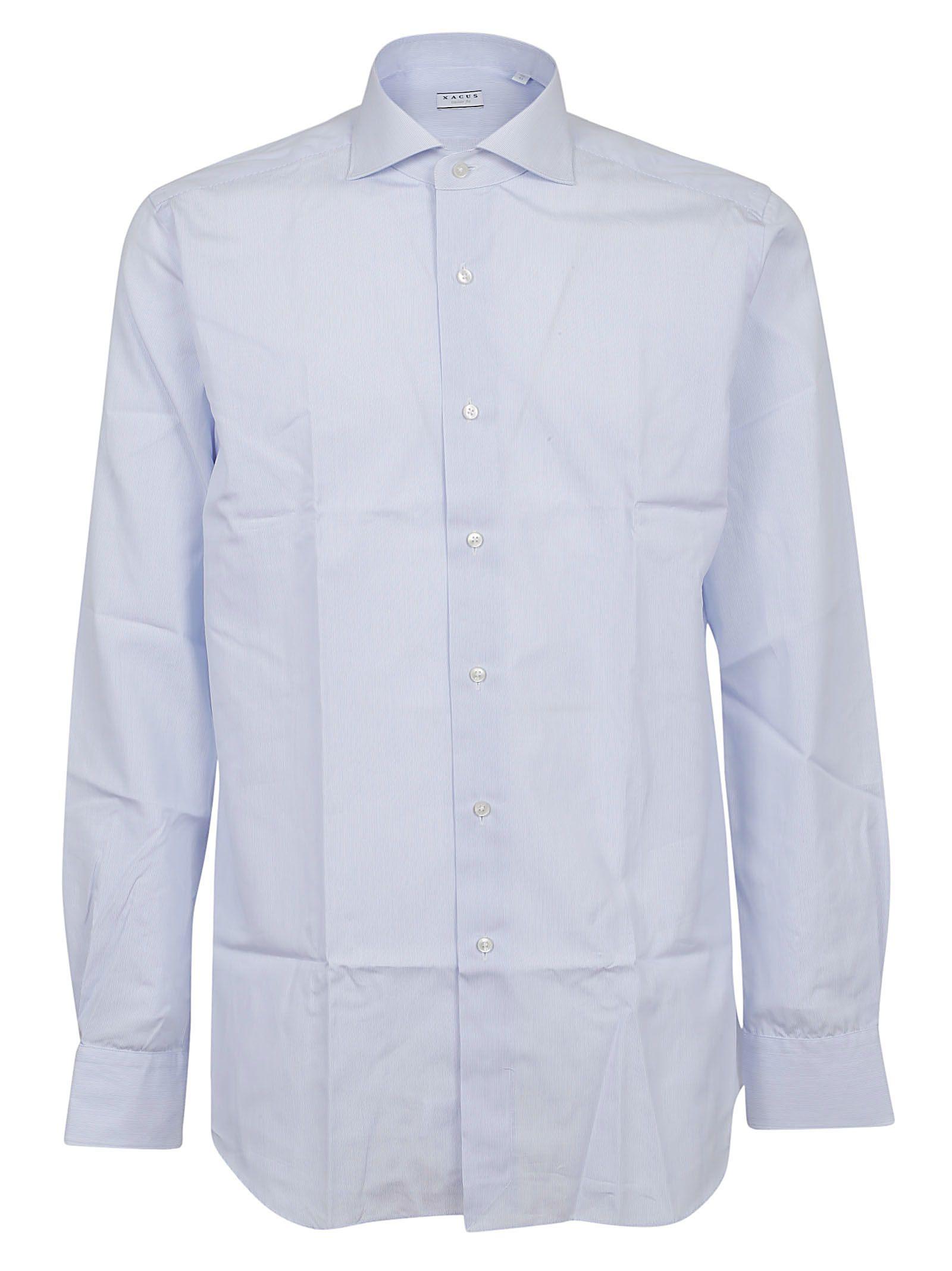 XACUS Striped Shirt in 007