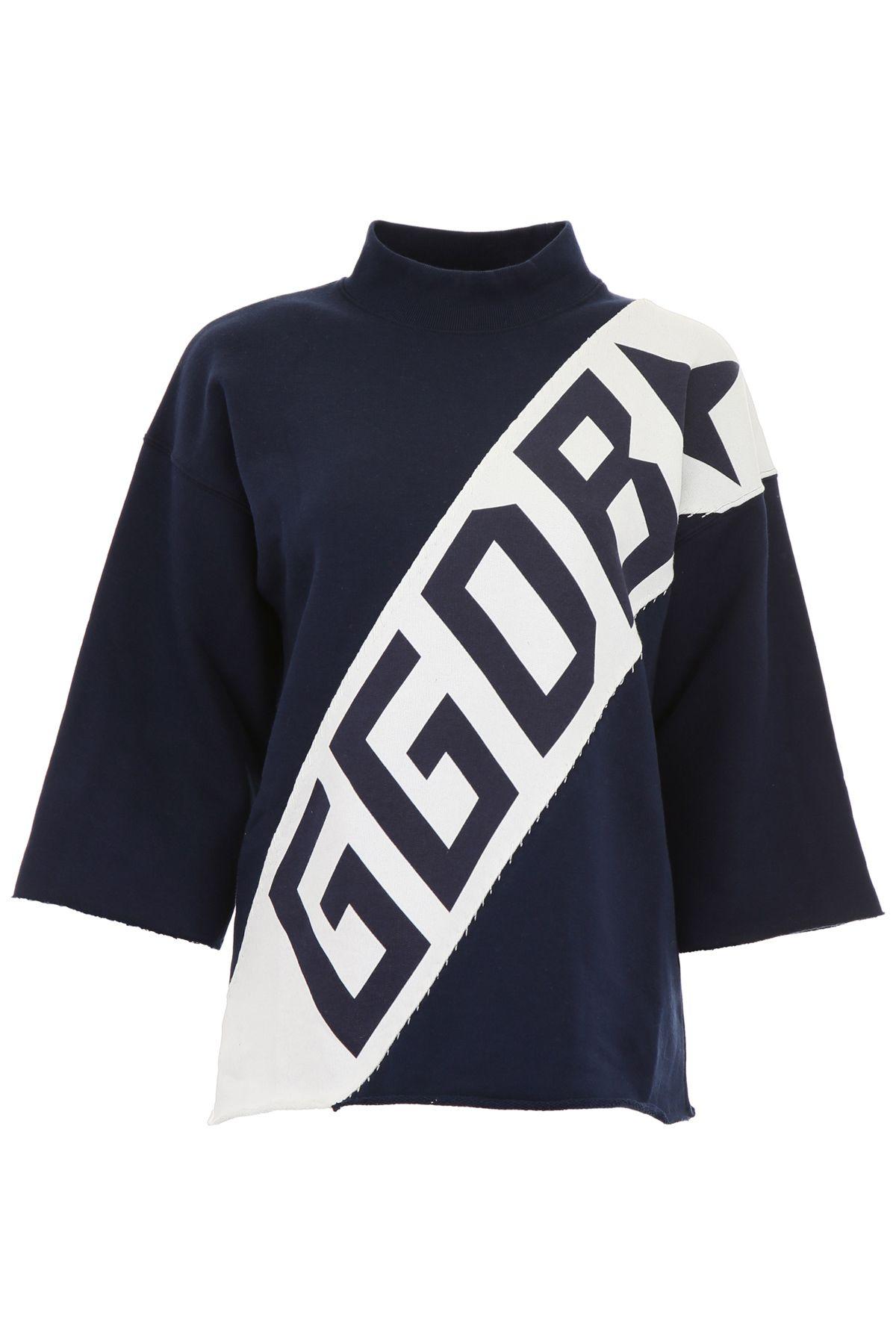 Ggdb Logo Sweater in Dark Navy Ggdb