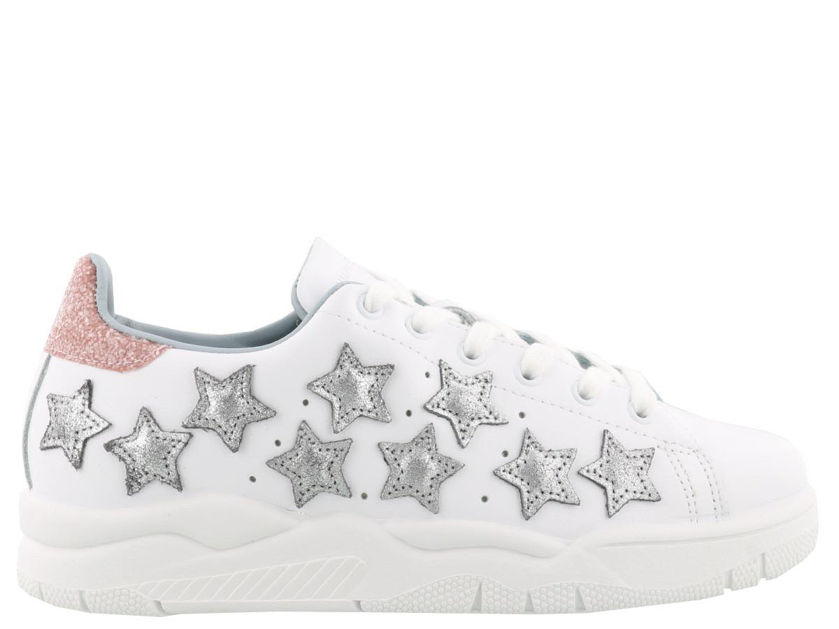 FindMeInWonderland sneakers - White Chiara Ferragni t9lF695HFN