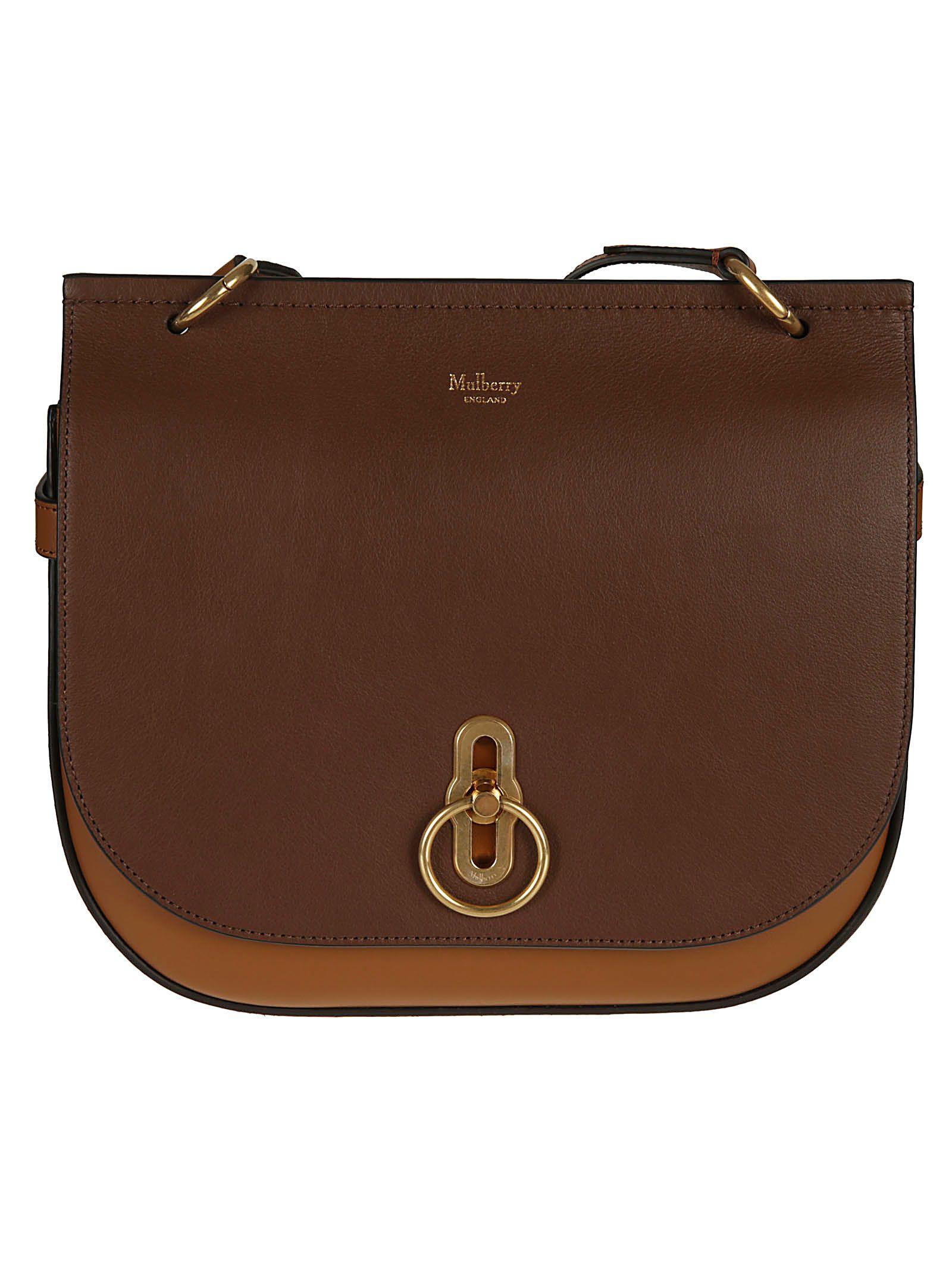 Amberley Shoulder Bag, Tobacco
