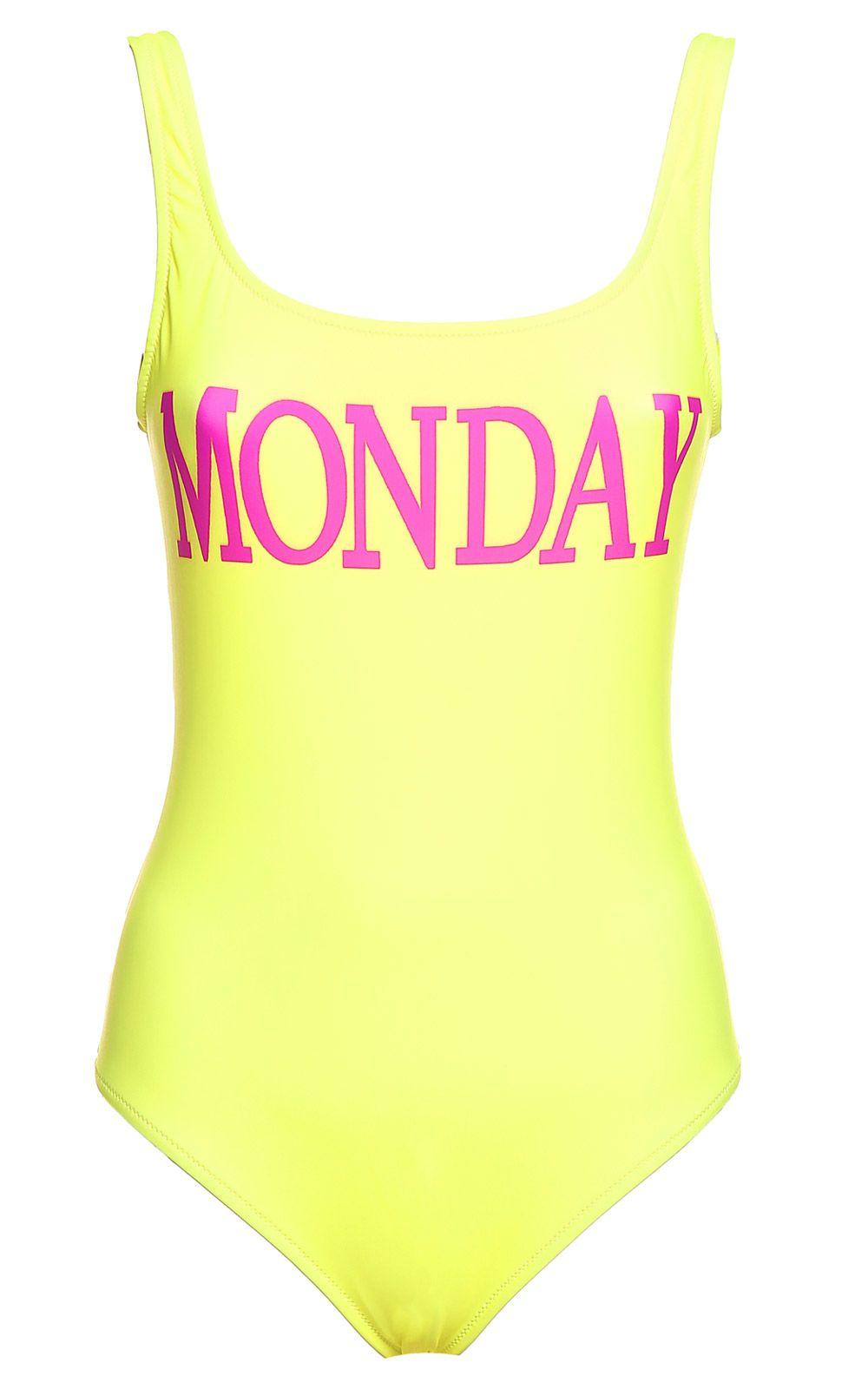 alberta ferretti -  Monday Lycra Swimsuit