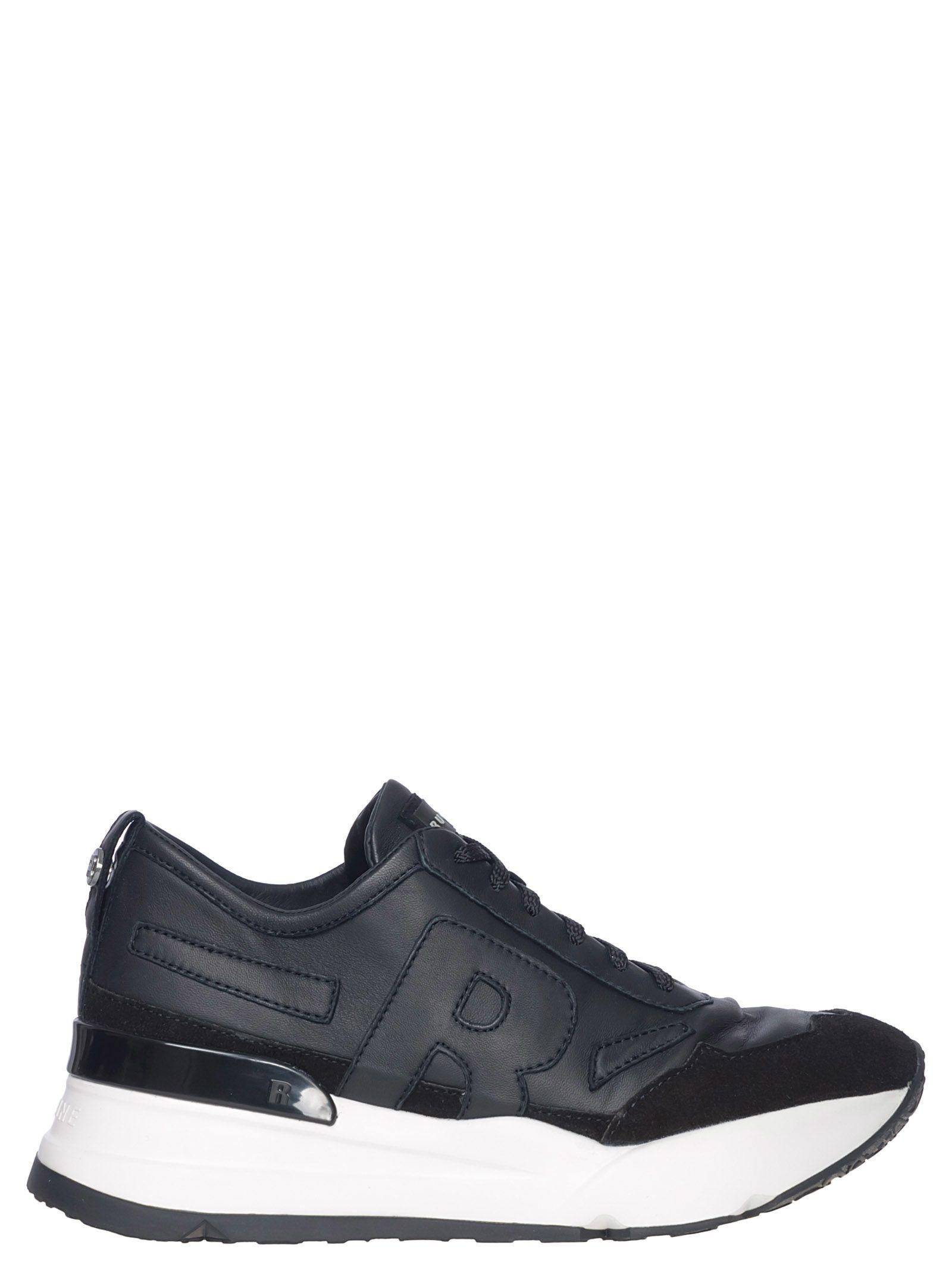 RUCO LINE Rucoline Sneakers Diamond in Nero