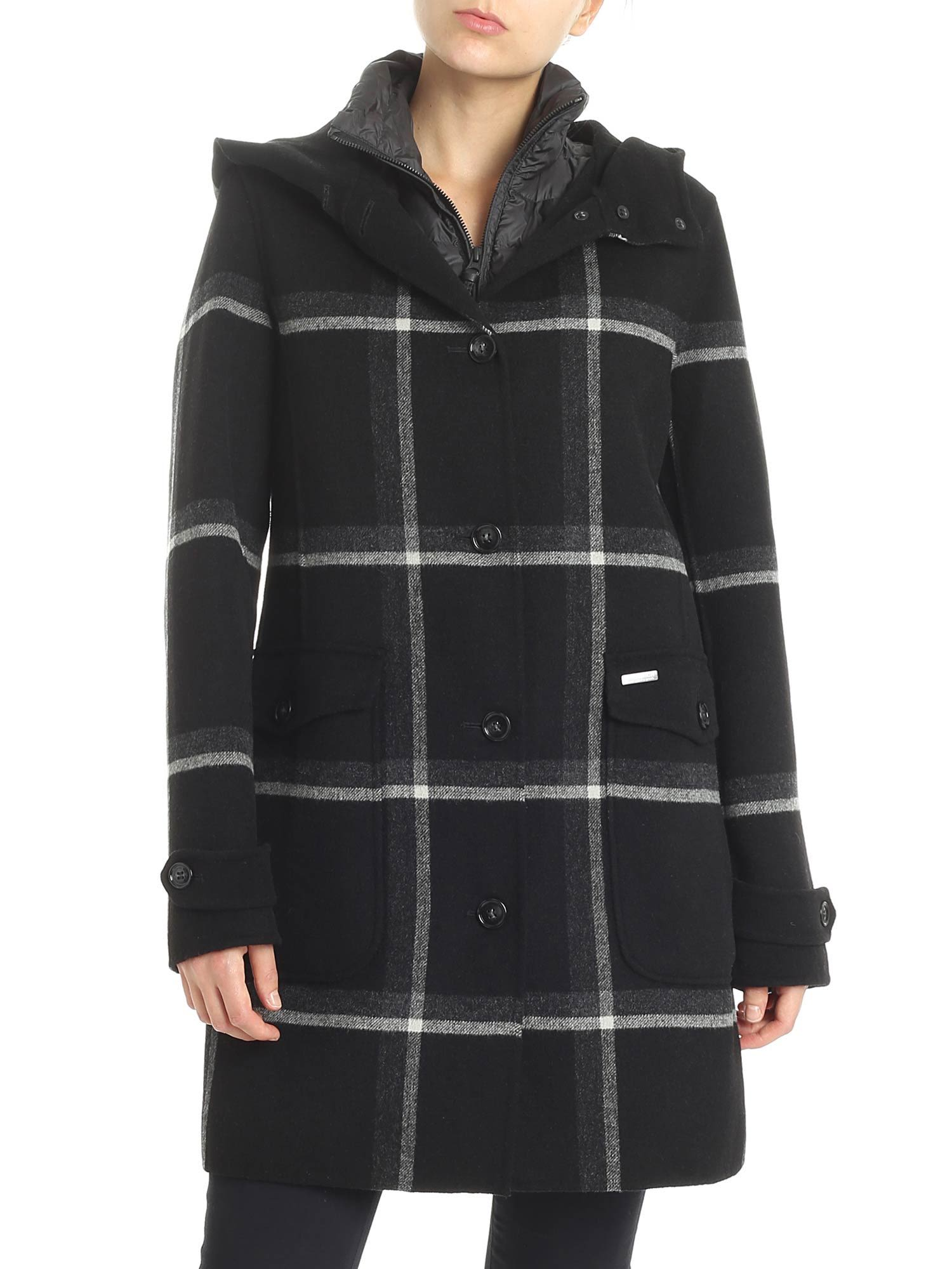 WOOLRICH MARCY COAT