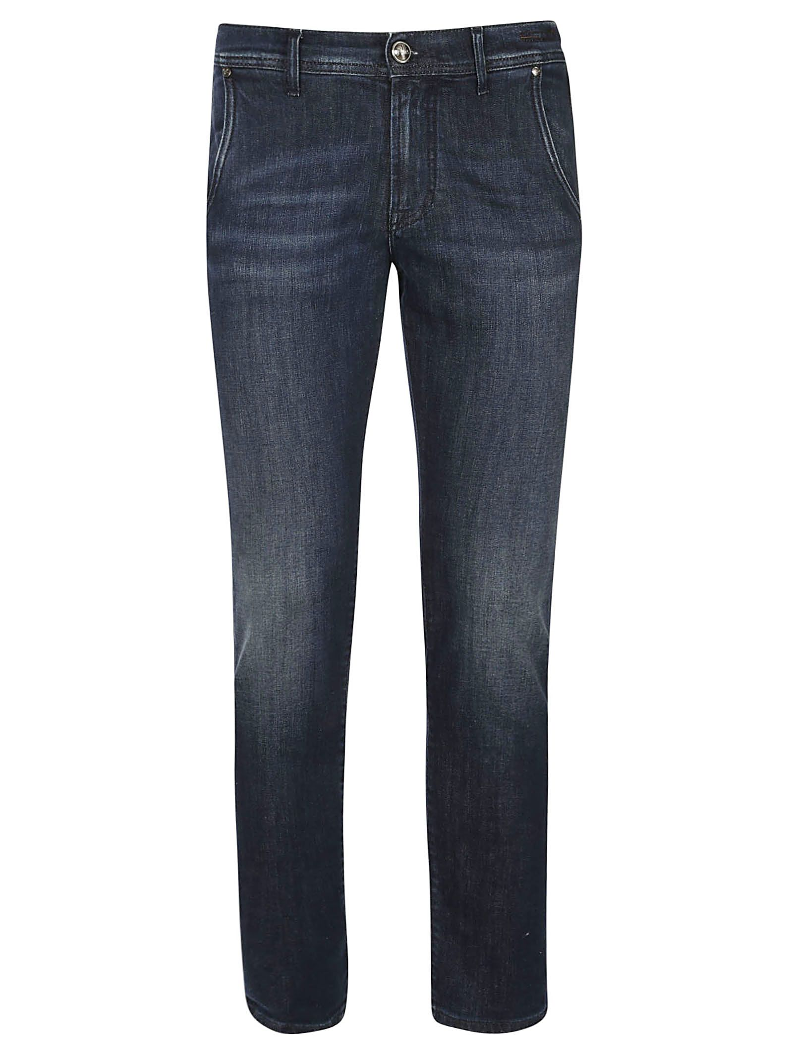 ROY ROGERS Classic Jeans in Blue