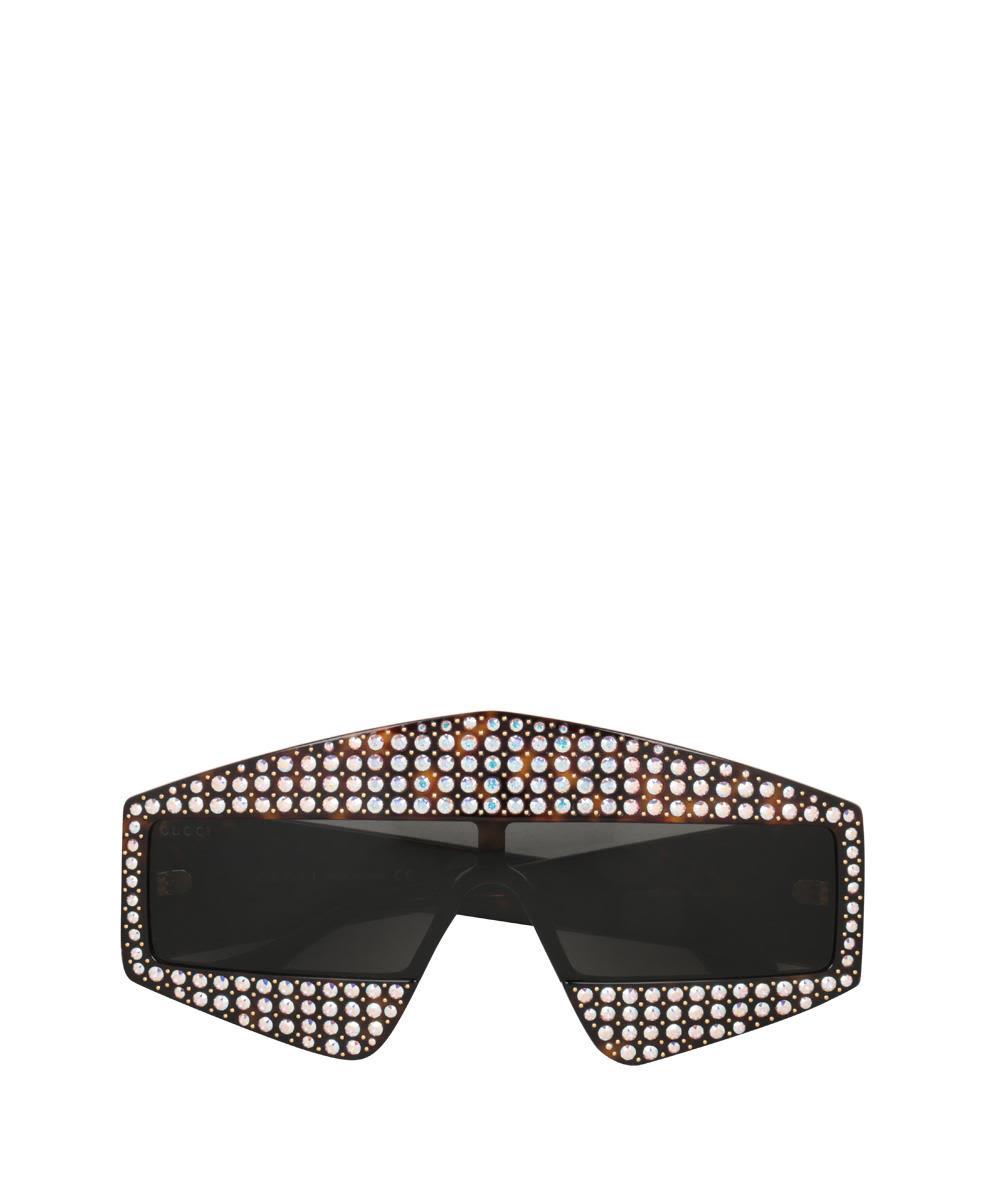 Crystals Sunglasses in Grigio
