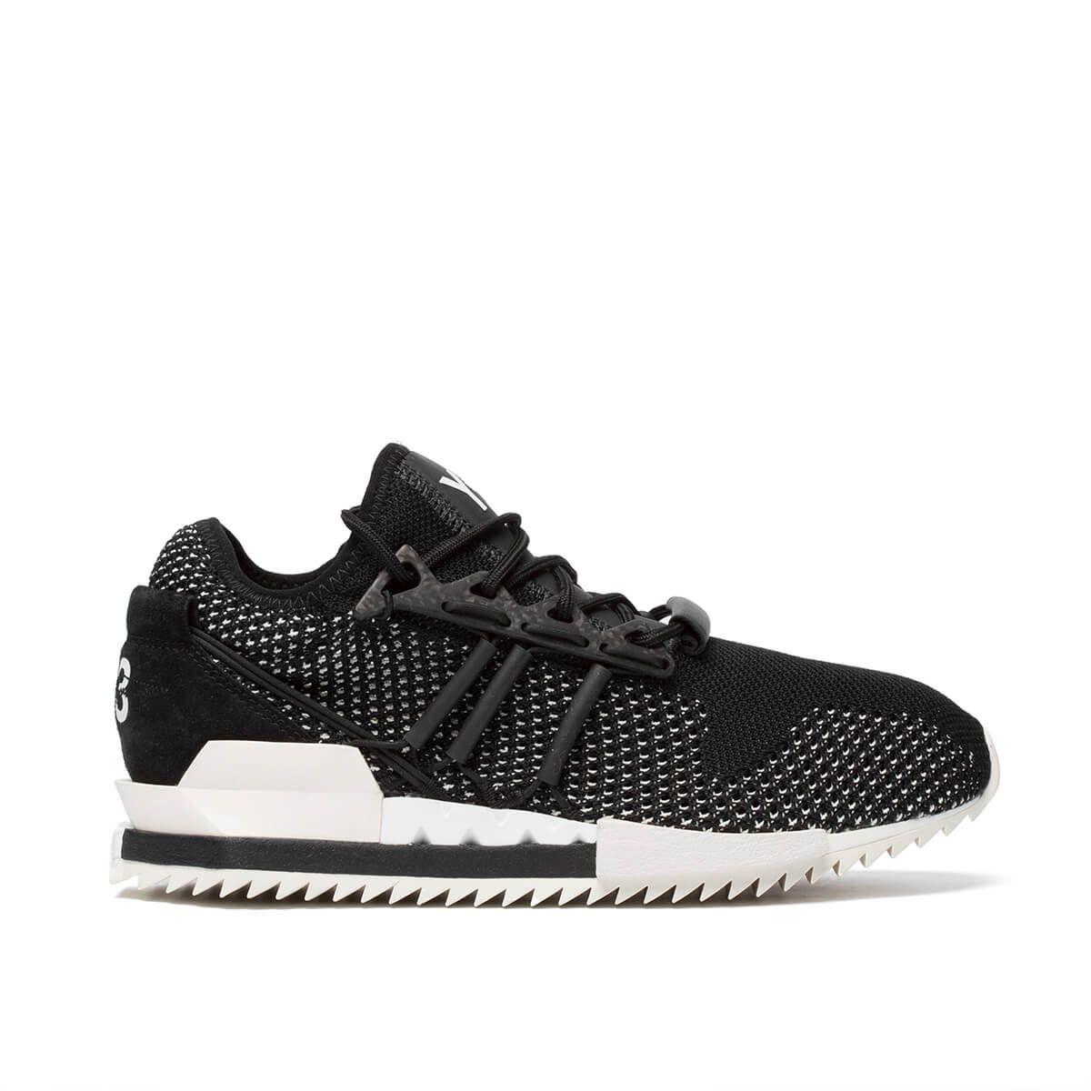 Y-3 Harigane Sneakers in Black