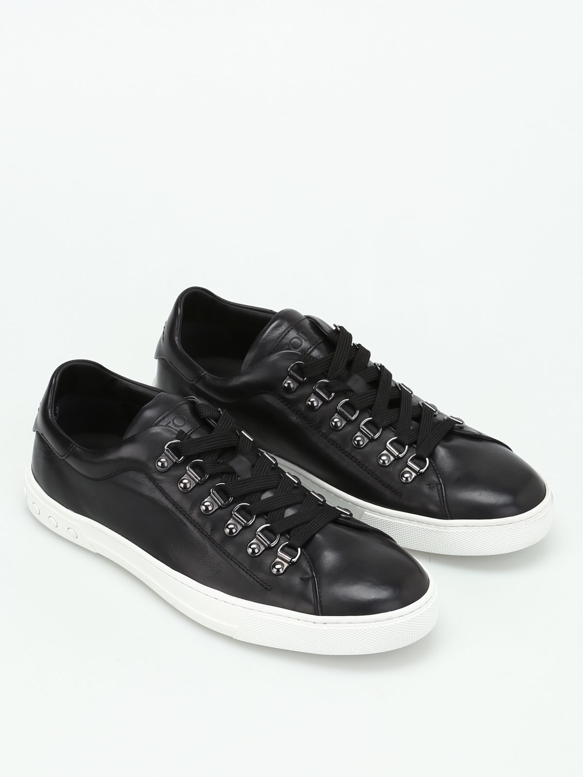 Todu0027s Sneakers In Leather Shoppable search
