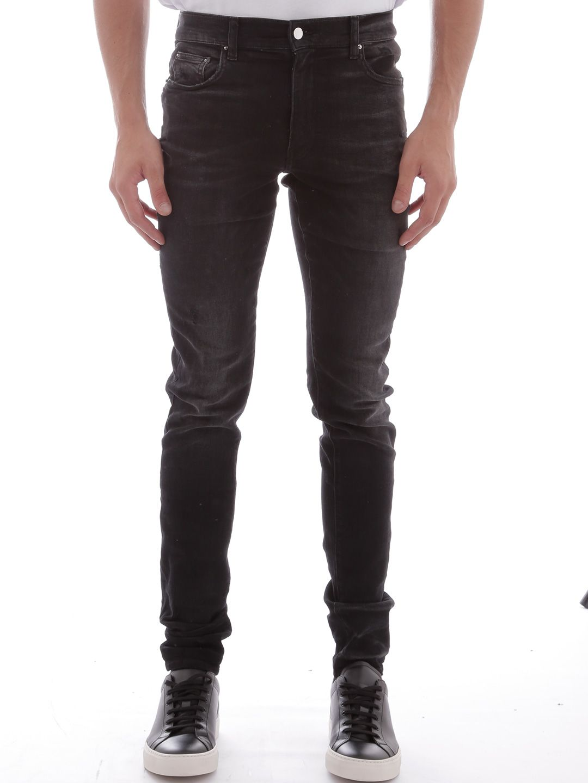 AMIRI Jeans Slim Fit In Black
