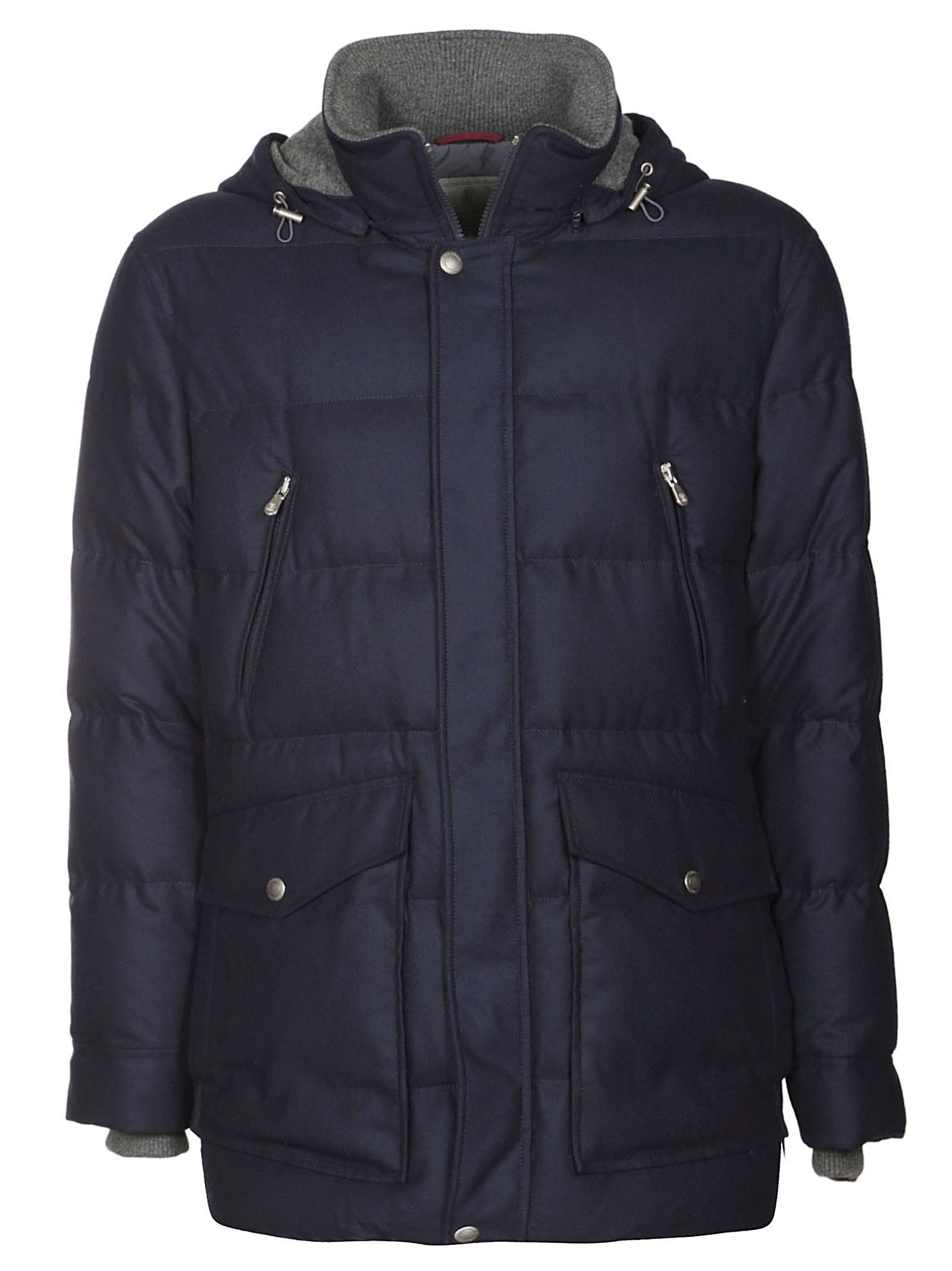 Brunello Cucinelli Buttoned Pocket Jacket
