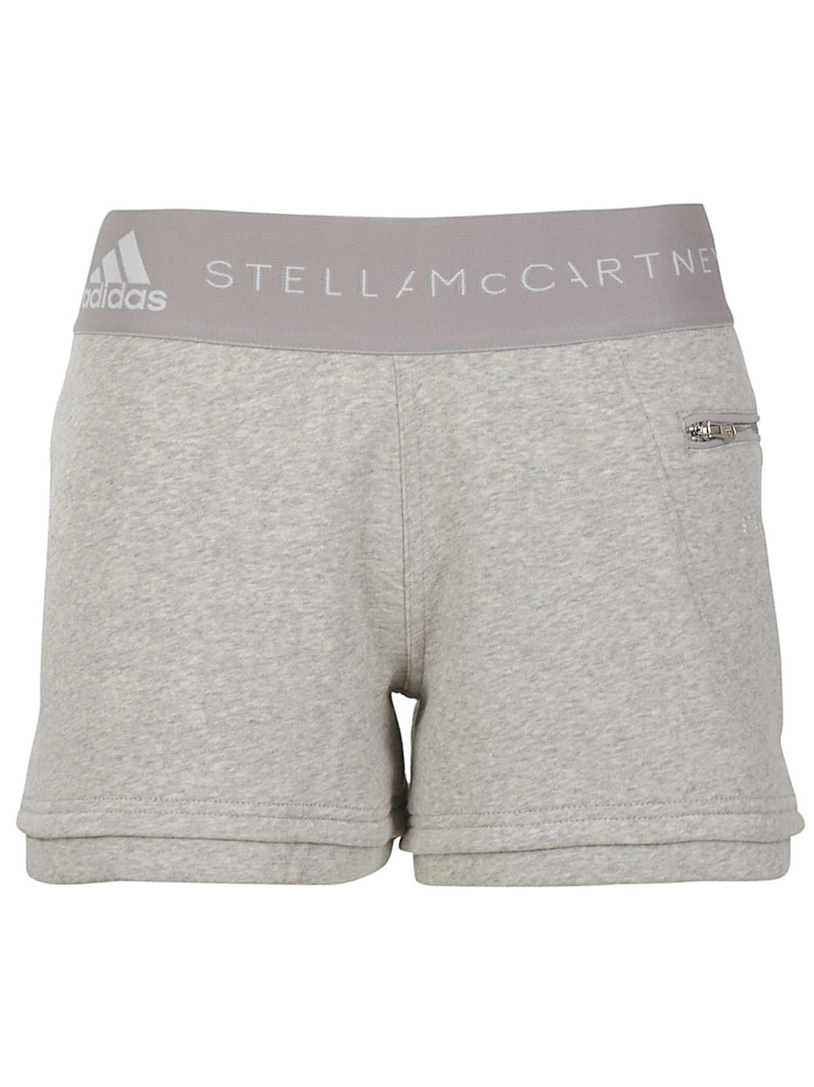 Adidas By Stella Mccartney Essential Shorts ...