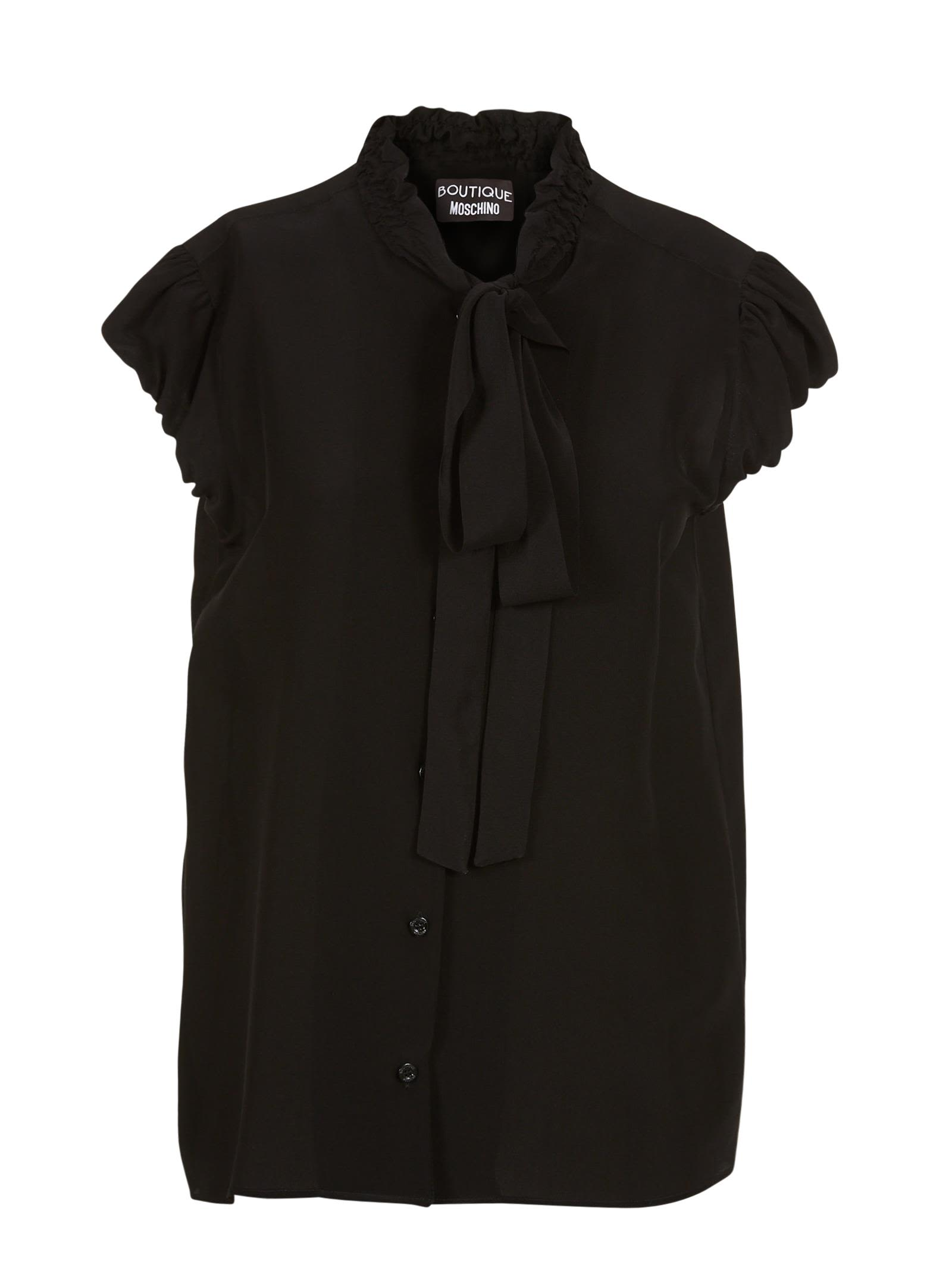 Boutique Moschino Frilled Blouse