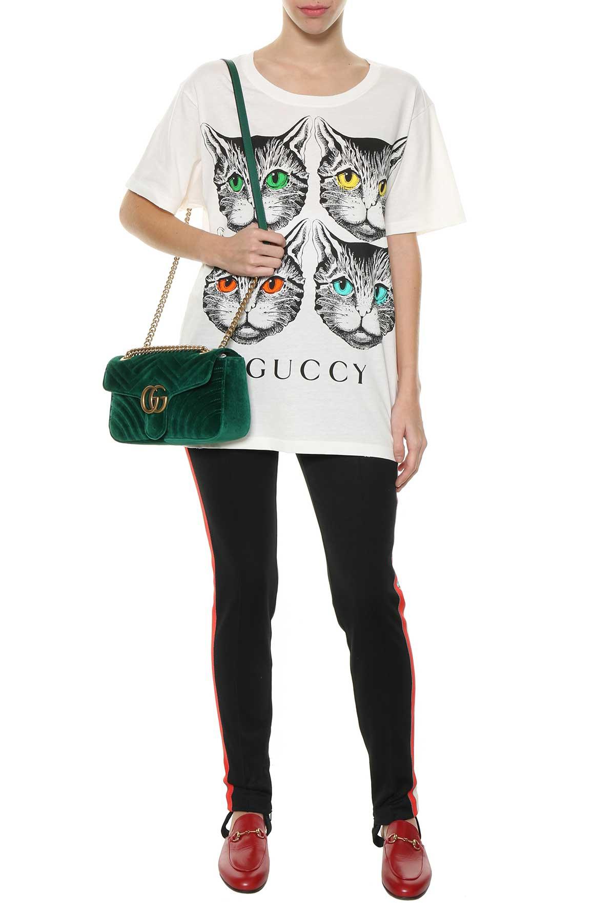 Gucci Logo Bands Leggings 10506620