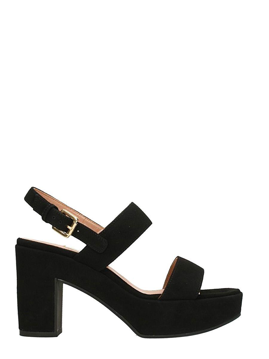 slingback sandals - Black L'autre Chose A5XHix