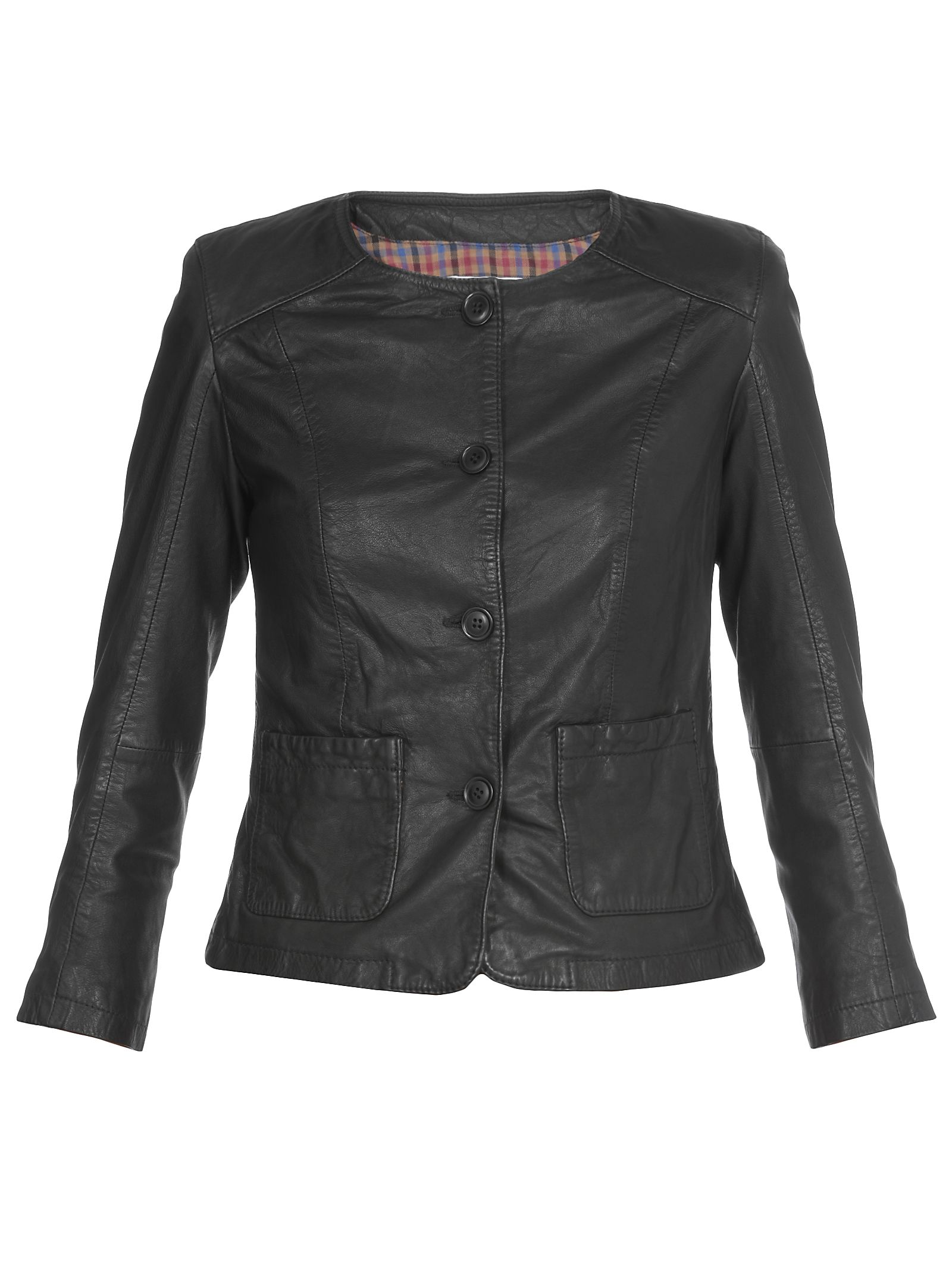 Bully CHANEL LEATHER JACKET