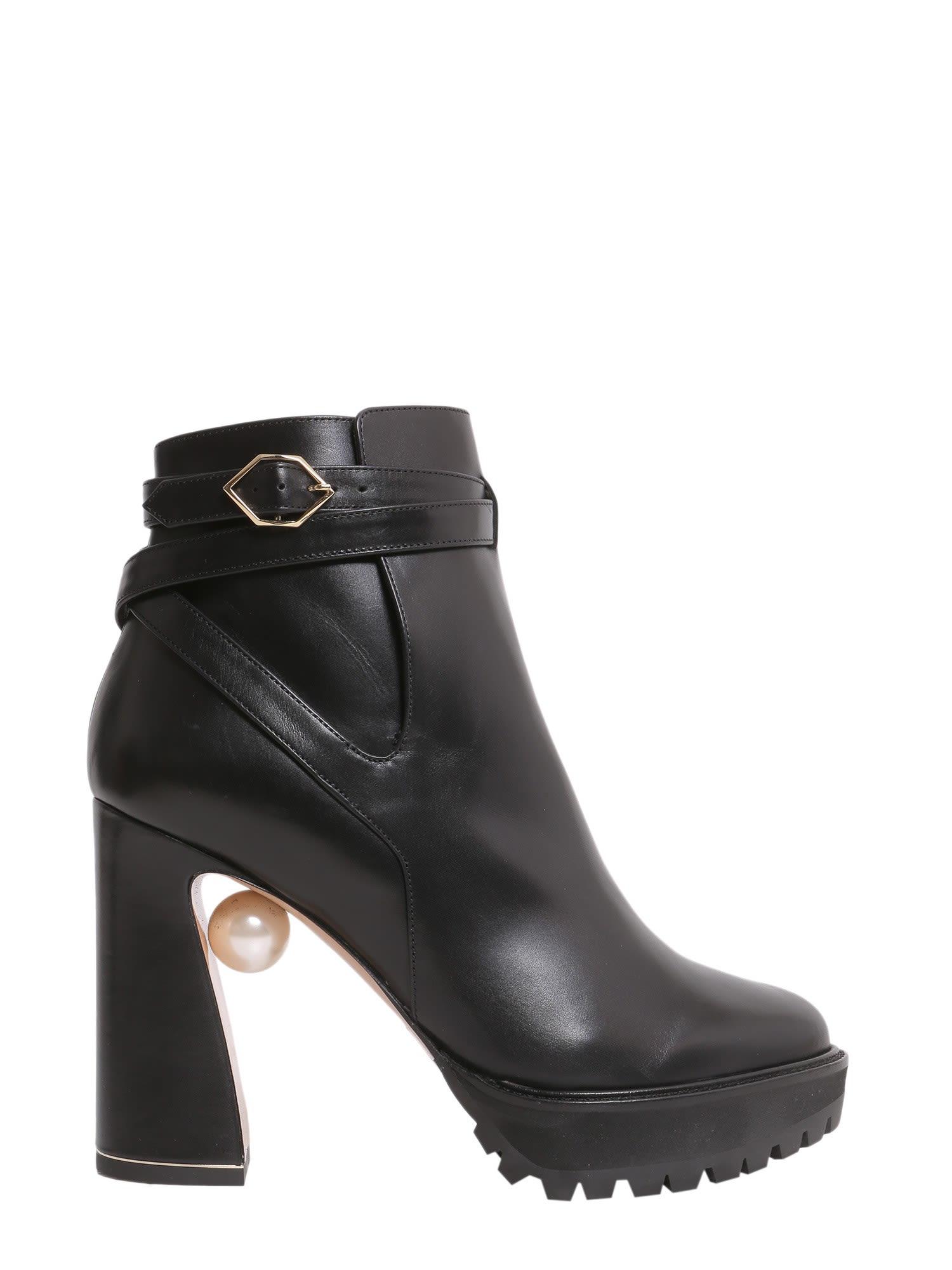 nicholas kirkwood -  Annabel Boots