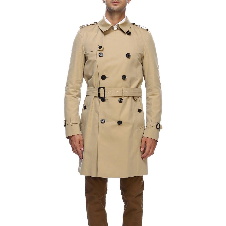 Coat Coat Men Burberry