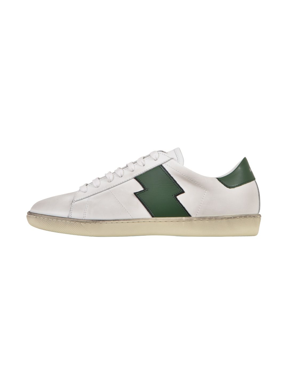Sneaker Faible En Cuir Amiri JMtbLjQT