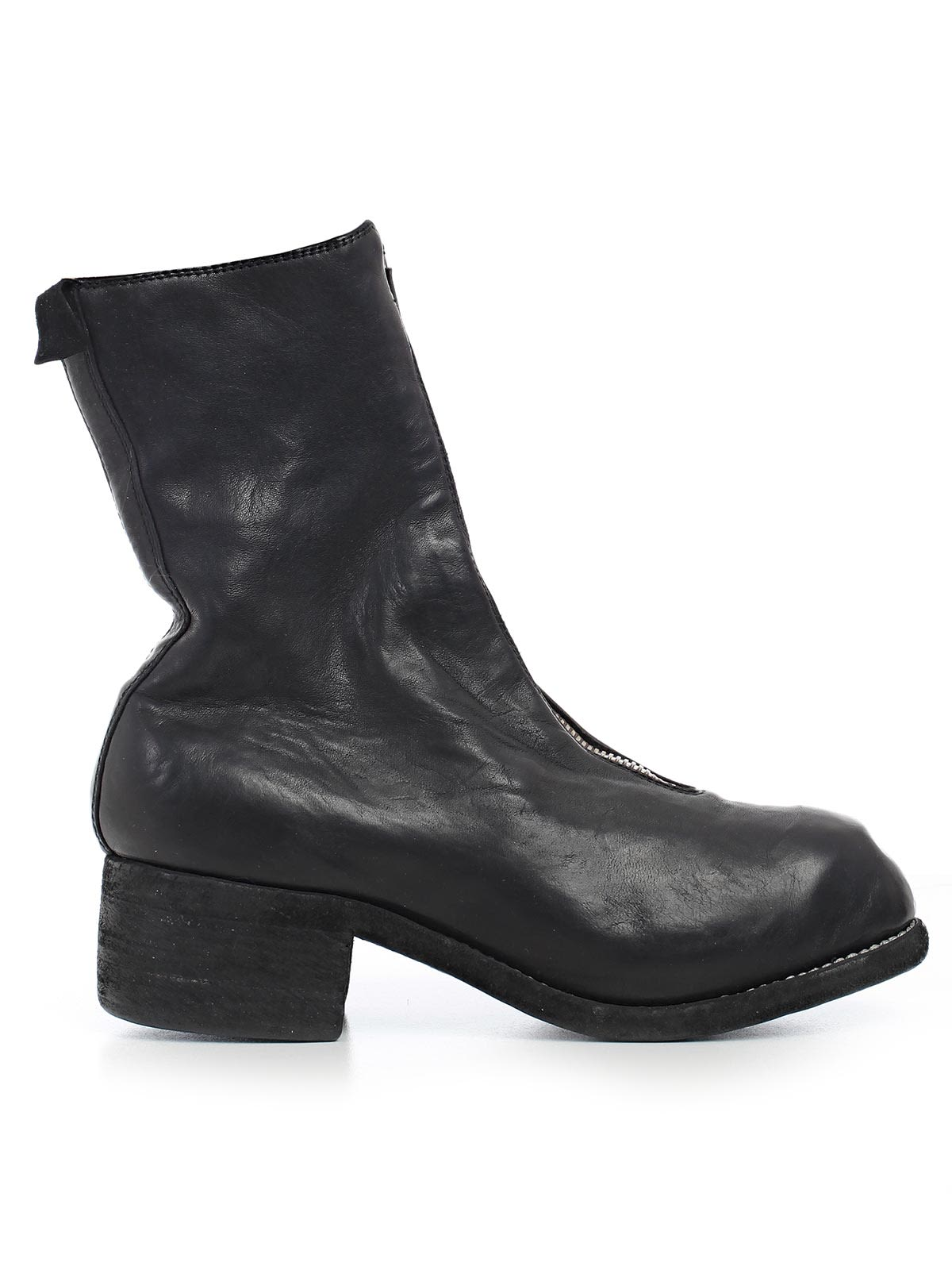 Guidi Front Zip Boots 10652264