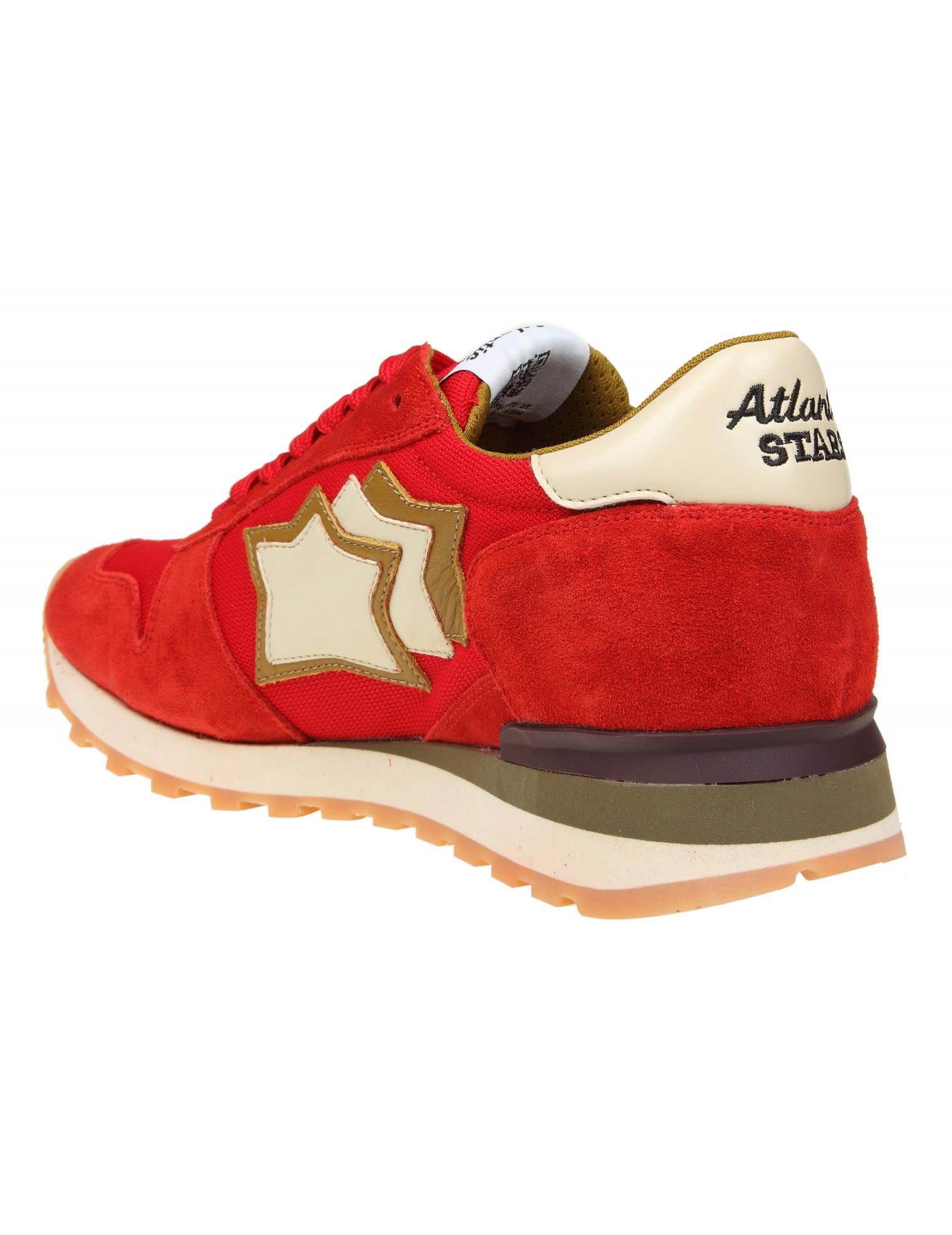 Beige Argo sneakers Atlantic Stars 9b1fk