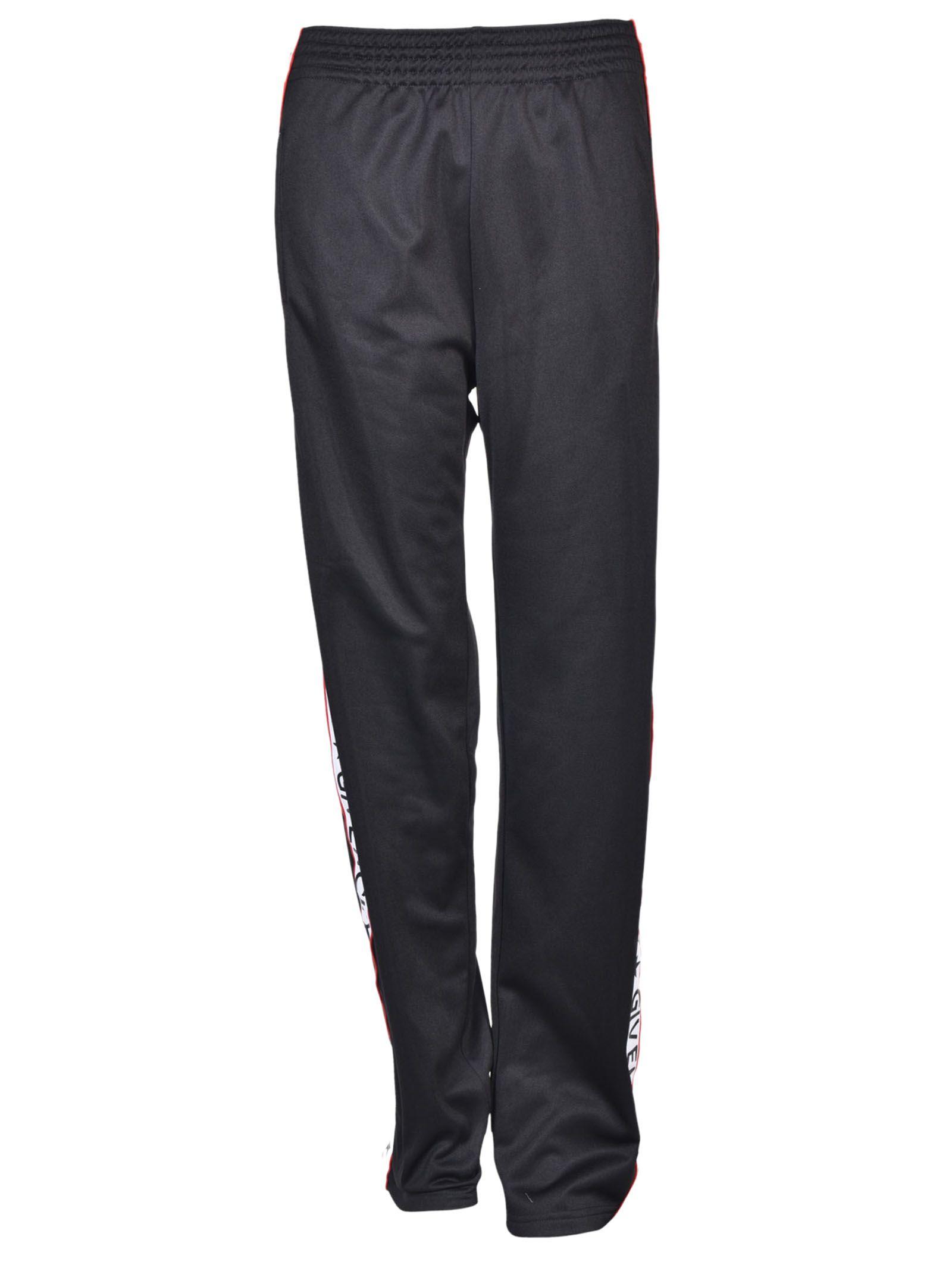Mens Logo Pantalon De Survêtement En Polaire Givenchy xjZ0UFZ