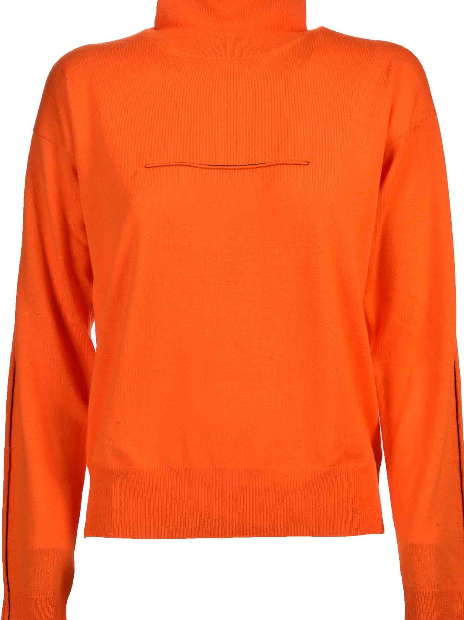 mm6 maison margiela - Mm6 Turtle Neck Sweater