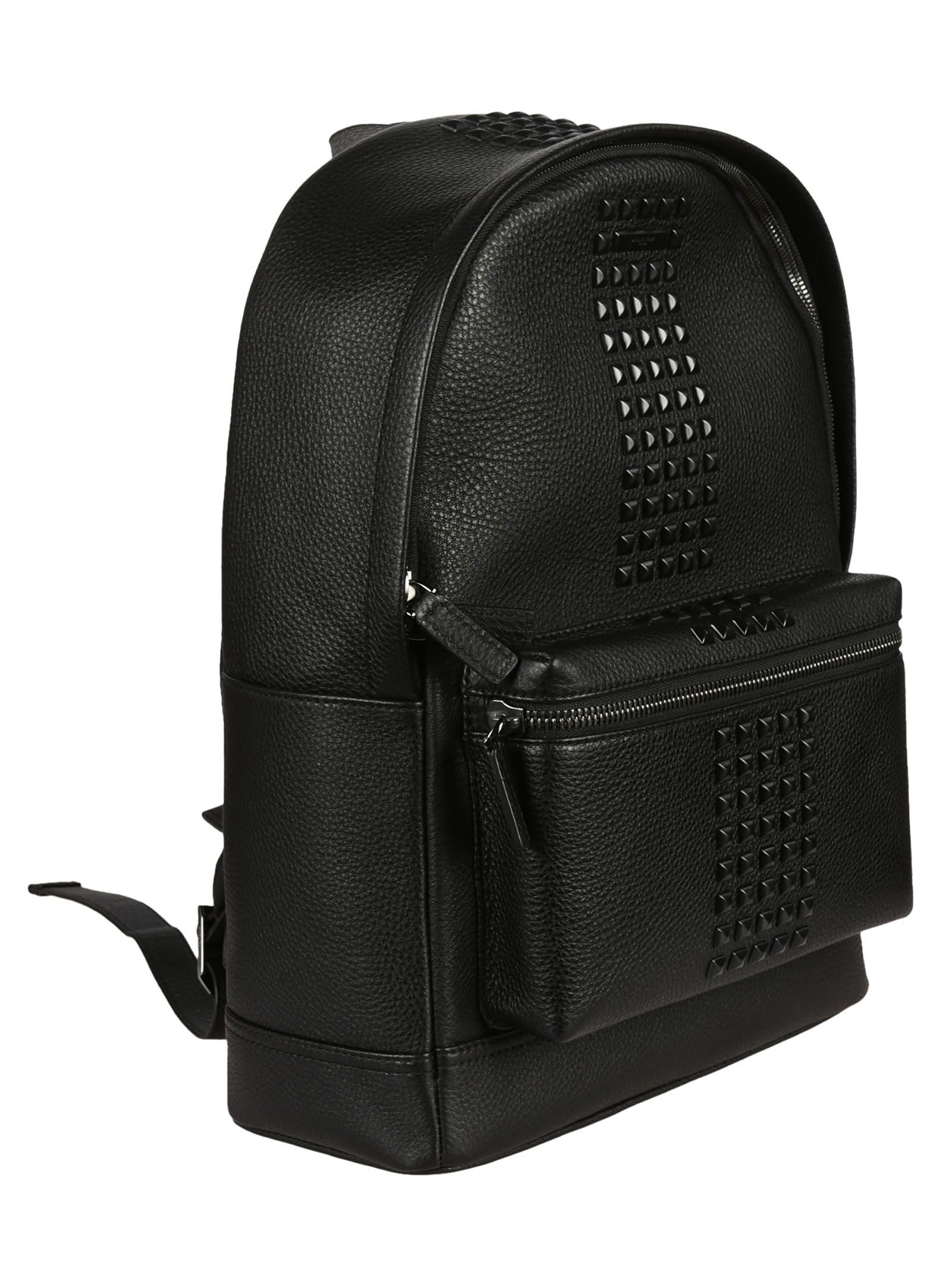 18af511dee97 Bryant Studded Leather Backpack- Fenix Toulouse Handball