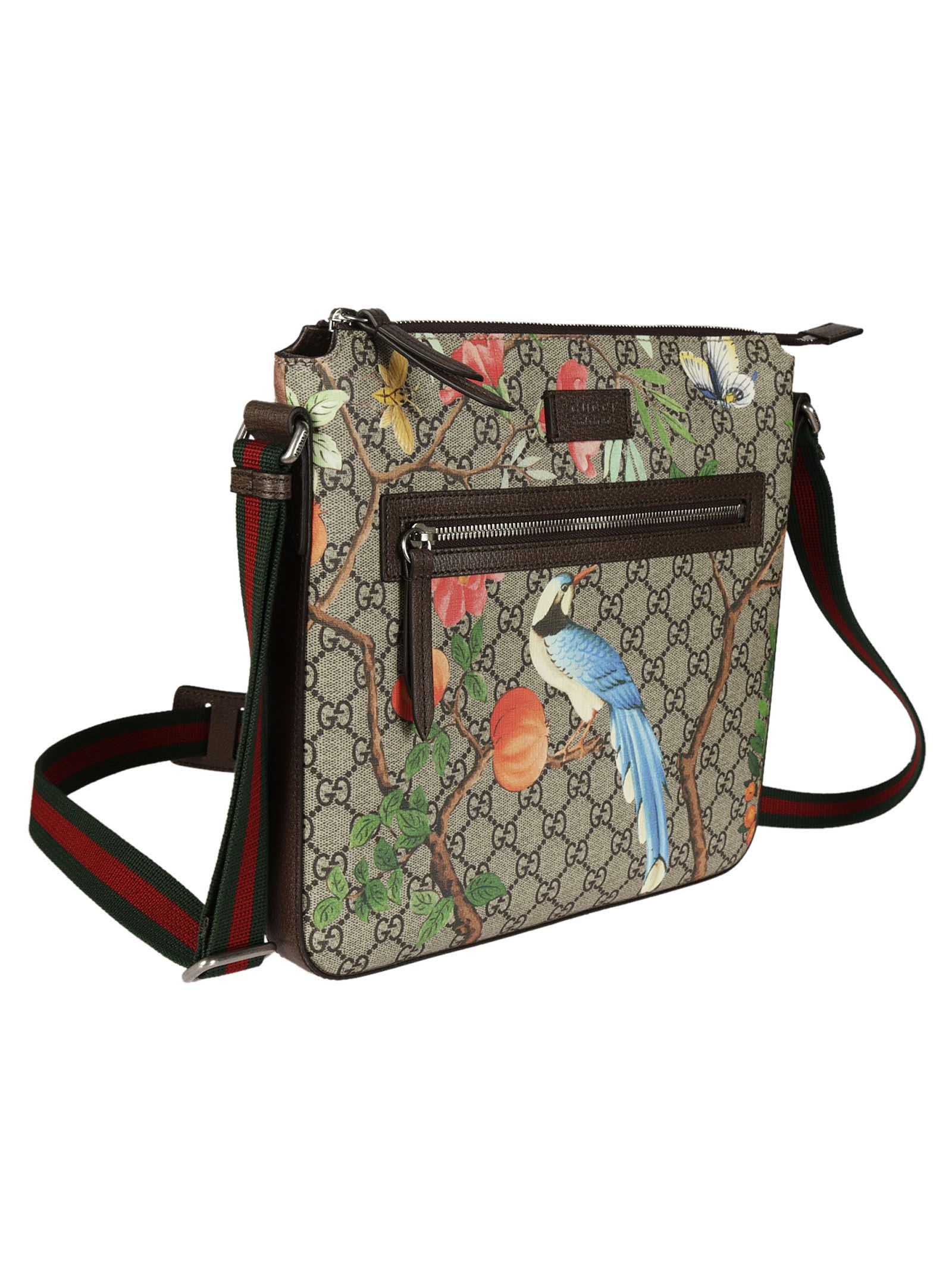 awesome best price in the market for gucci tian gg supreme messenger bag. Black Bedroom Furniture Sets. Home Design Ideas