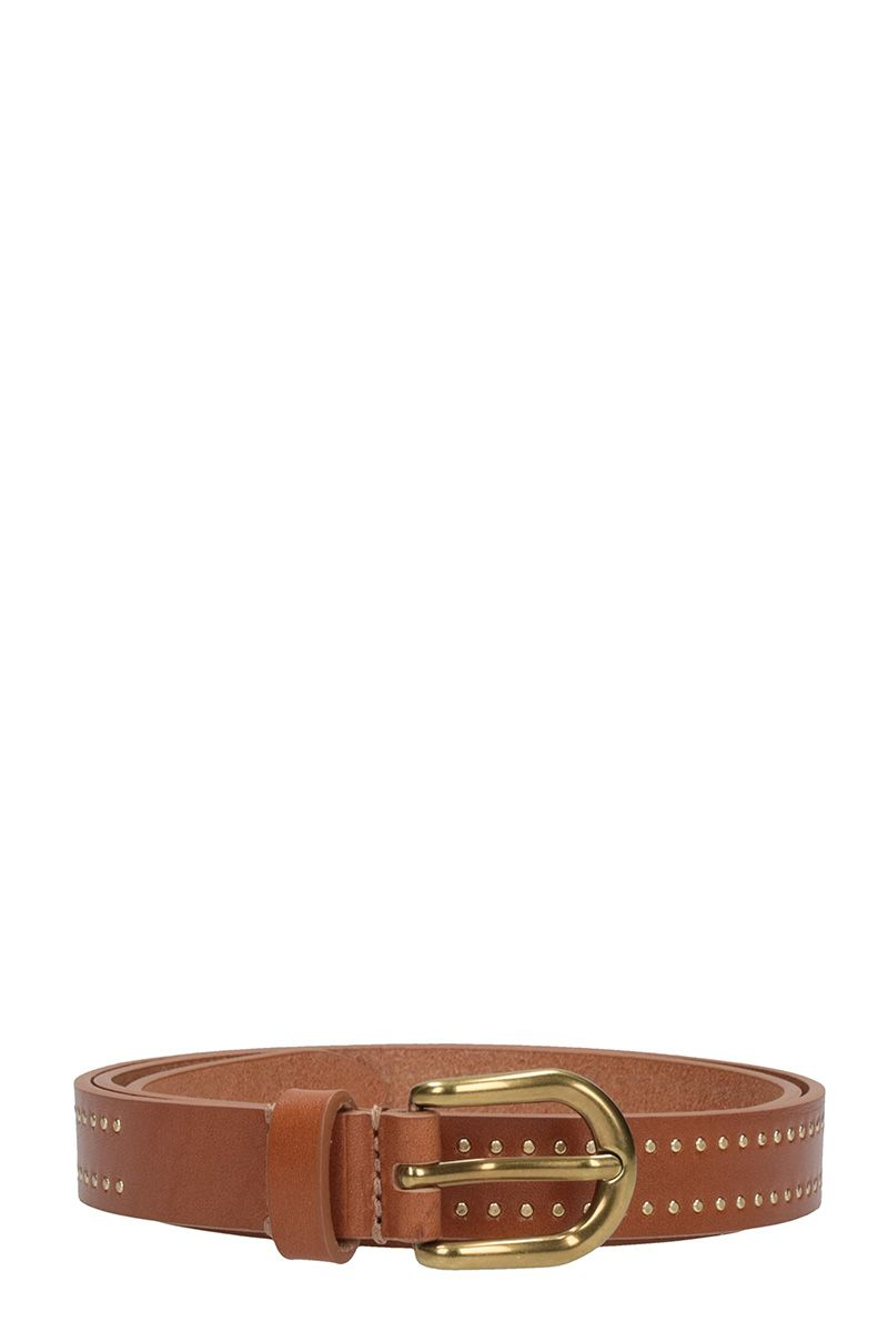 Isabel Marant Kane Brown Belt