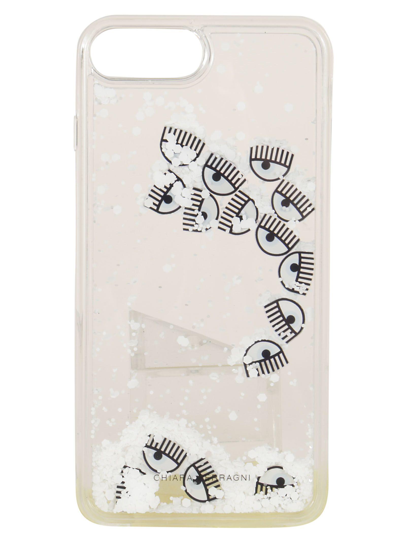 Chiara Ferragni Liquid Glitter Iphone 6-7 Case 10522921