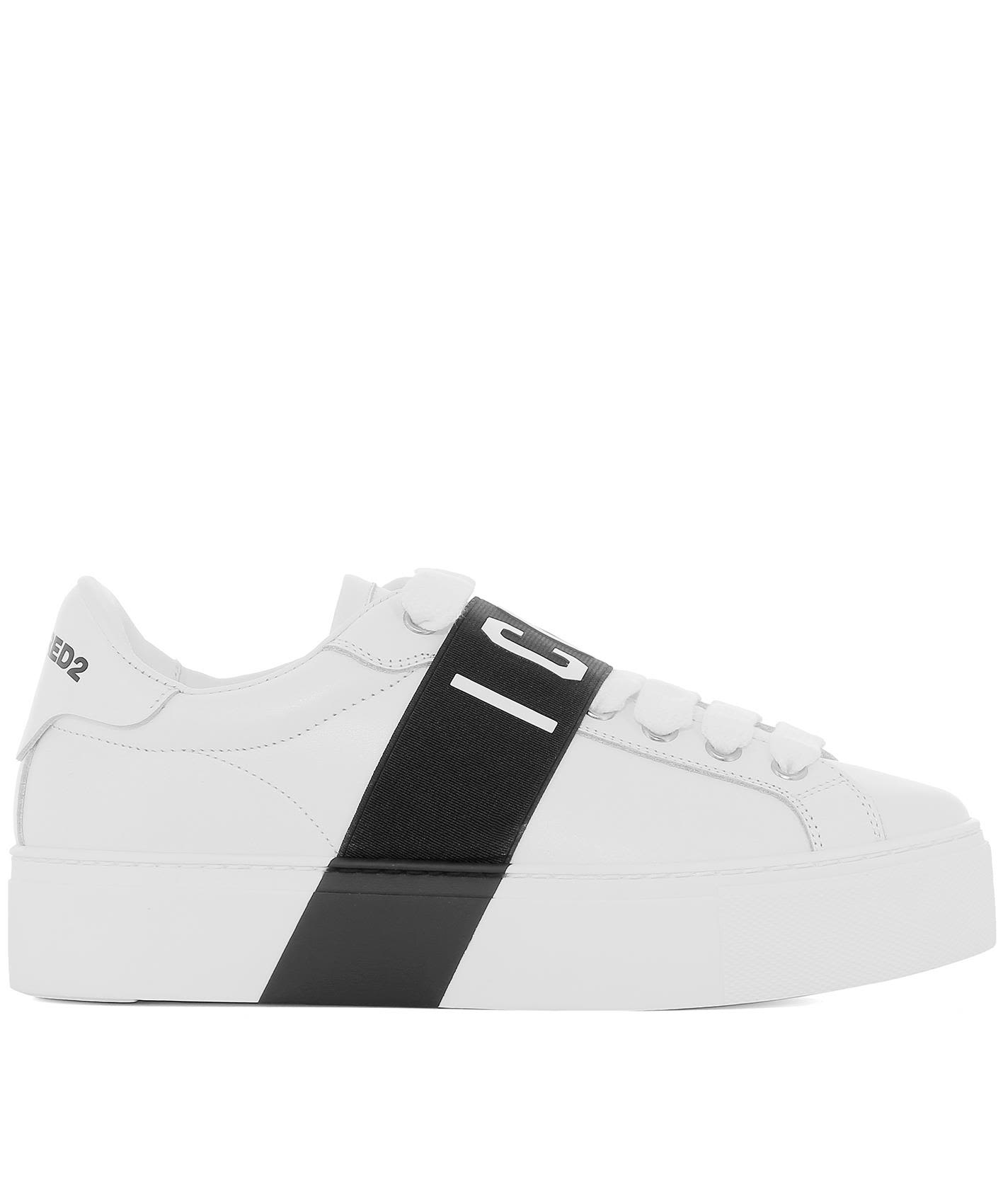 Icon sneakers - White Dsquared2 iW9q16