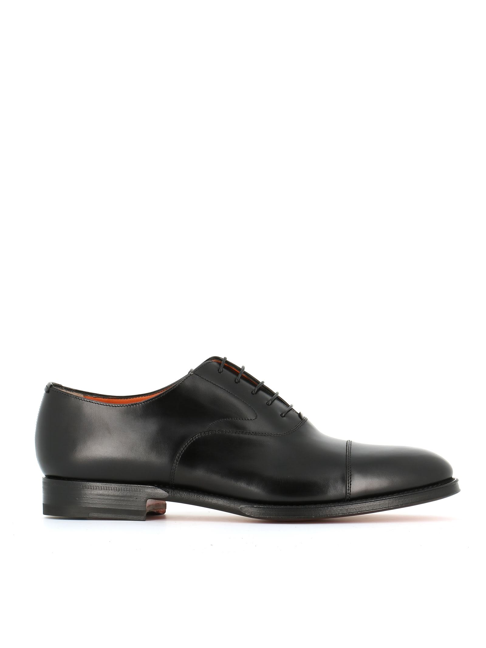 Cheapest classic oxford shoes - Black Santoni Buy Cheap 2018 New How Much Online Buy Cheap Limited Edition 4YZx4s4