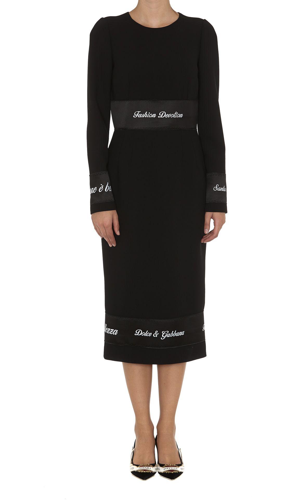 Dolce & Gabbana L'amore E' Bellezza Dress thumbnail