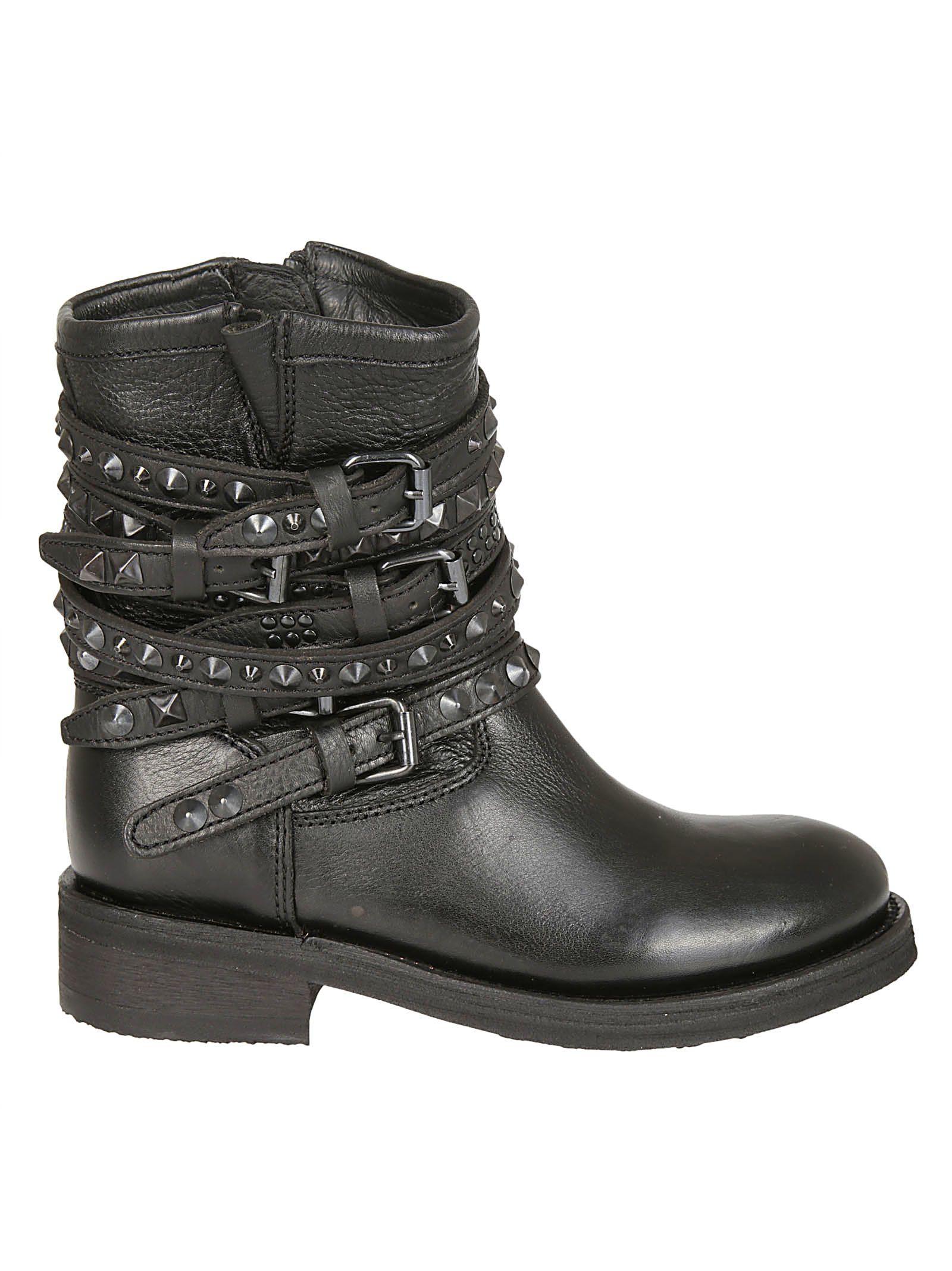 Ash Tempt Biker Boots