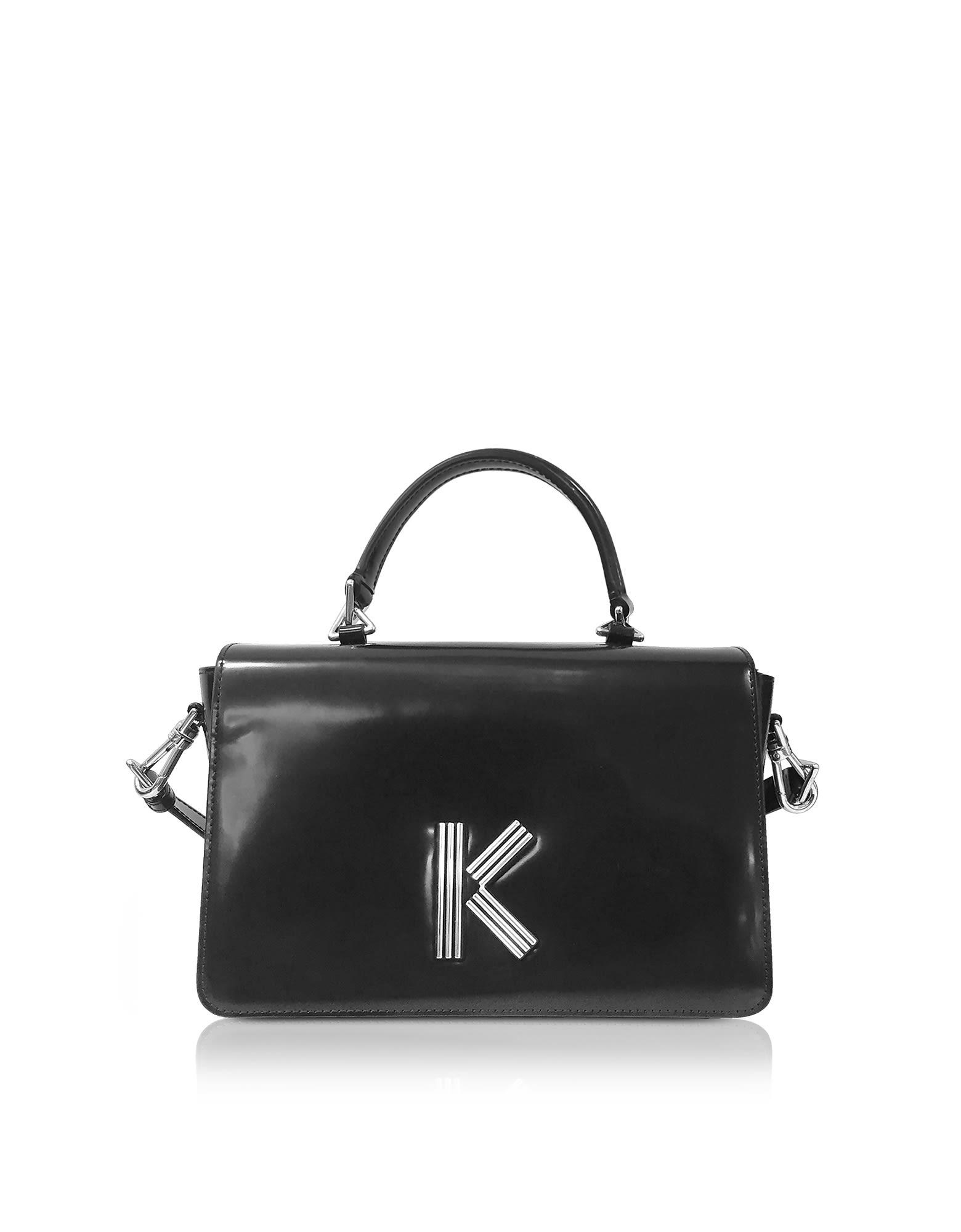 Black Crossbody K-Bag