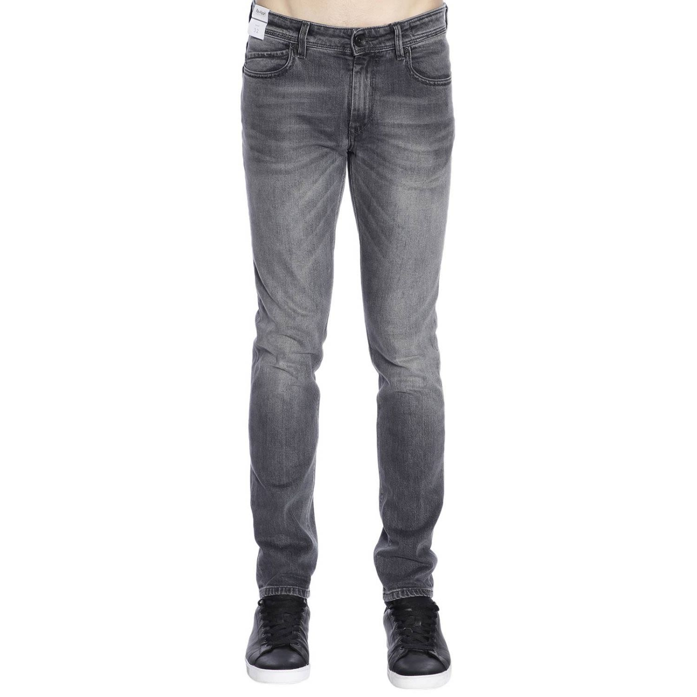 RE-HASH Re-Hash Jeans Jeans Men Re-Hash in Grey