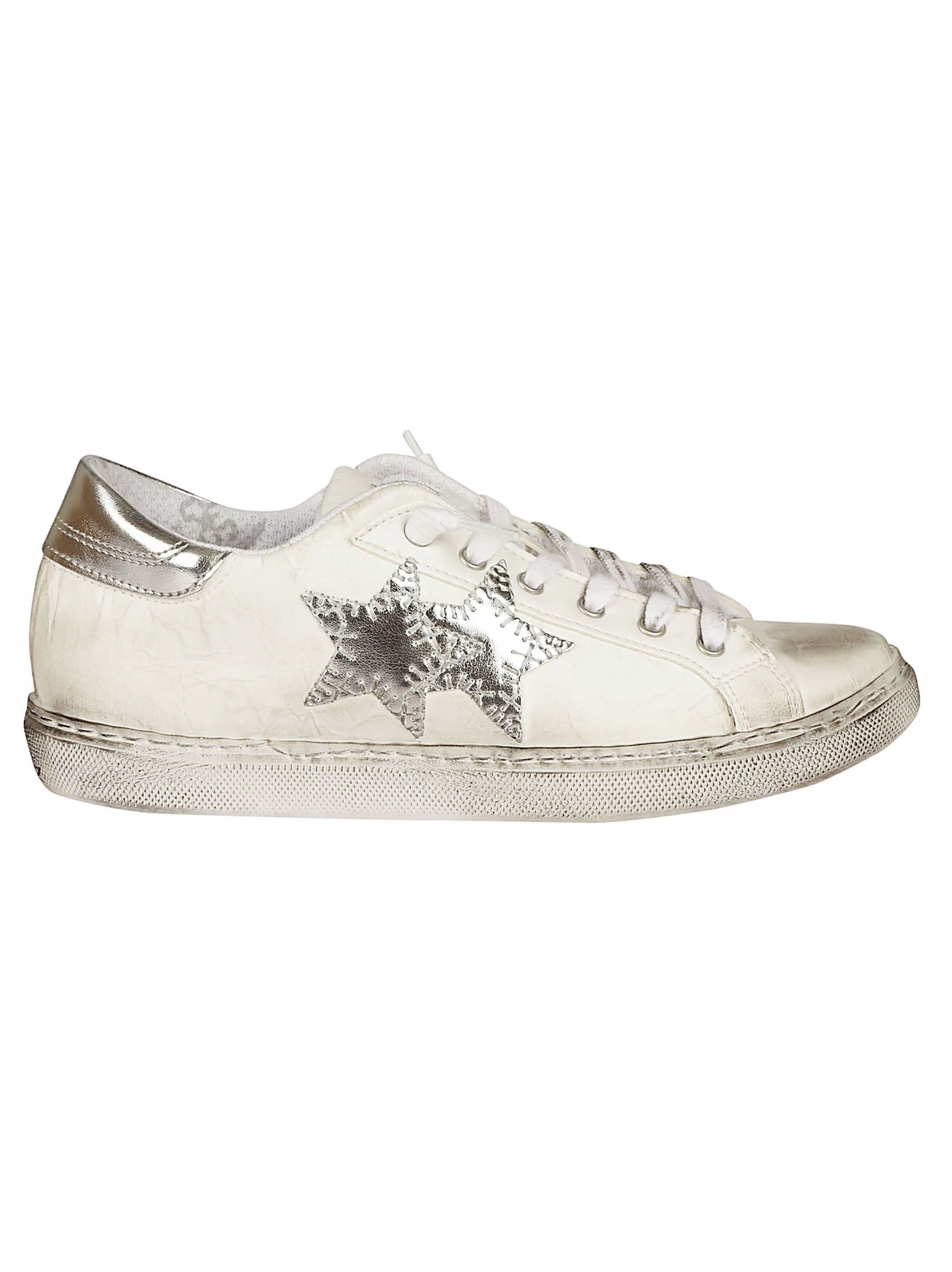 2star female 2star star patch sneakers