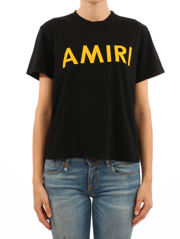 AMIRI Black Amiri T-shirt