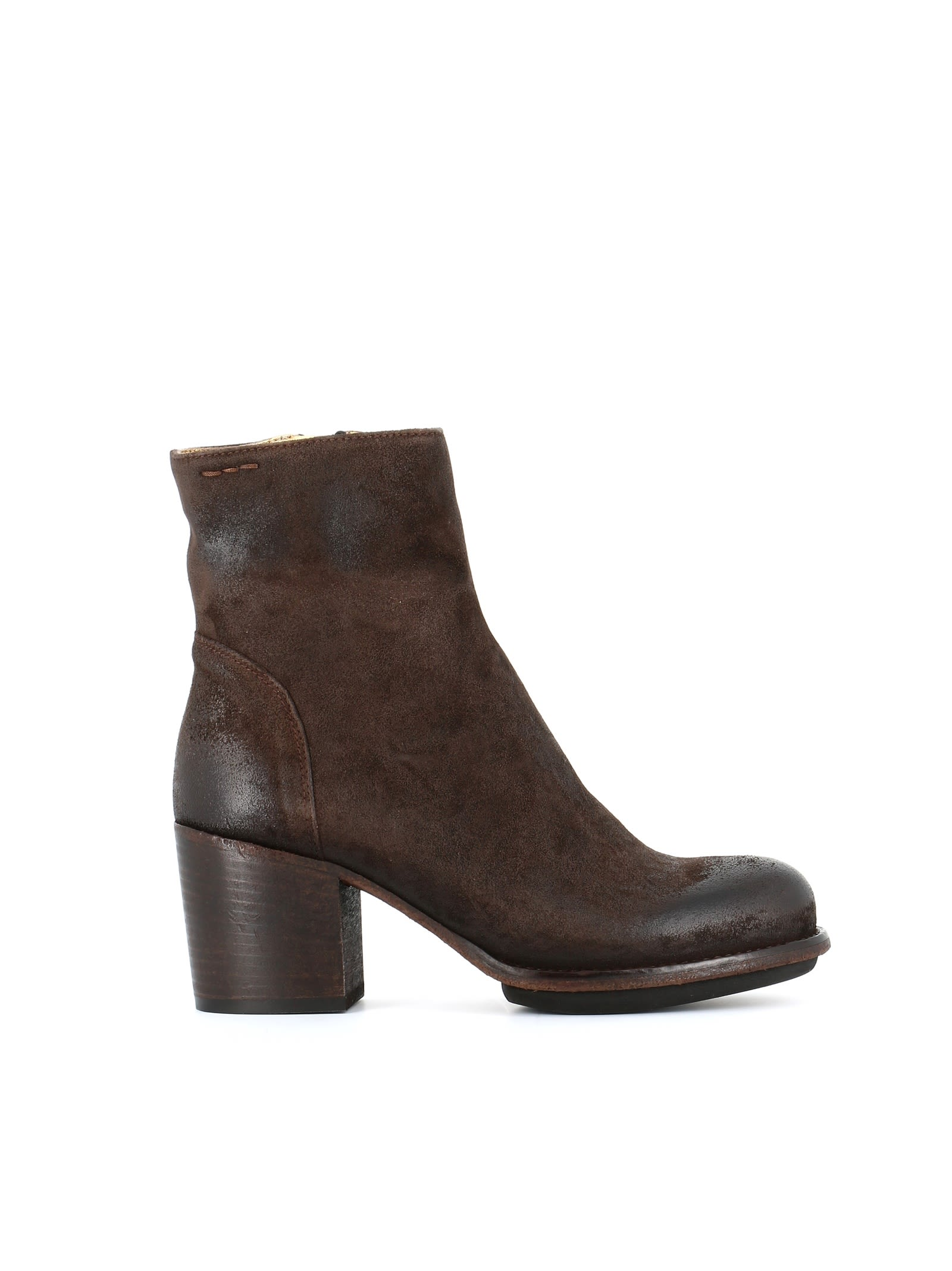 """ALEXANDER HOTTO Ankle Boot """"54644X"""" in Brown"""